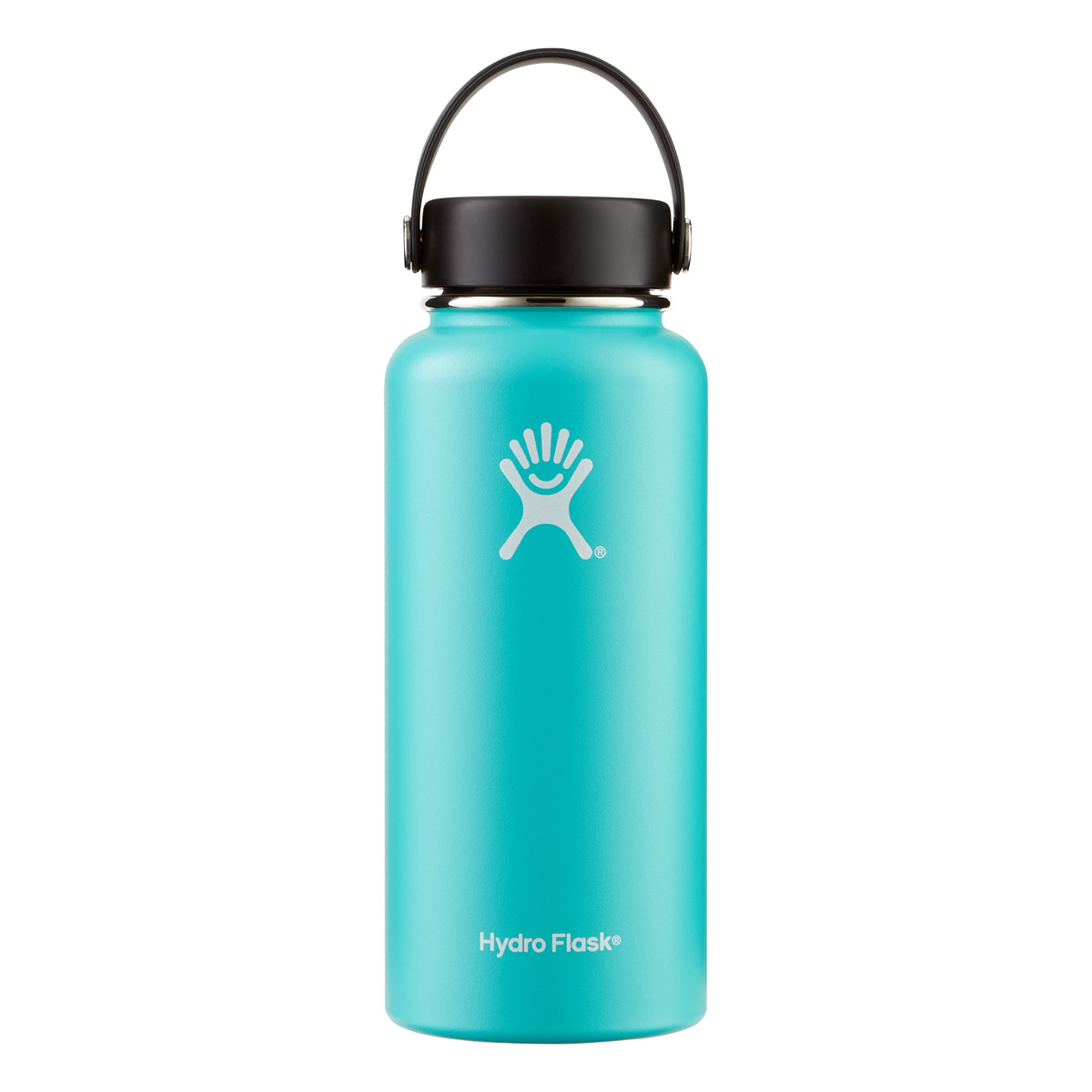mint 32 oz wide mouth hydro flask