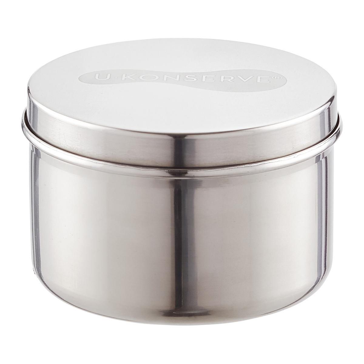 7 oz Big Mini Stainless Steel Container The Container Store
