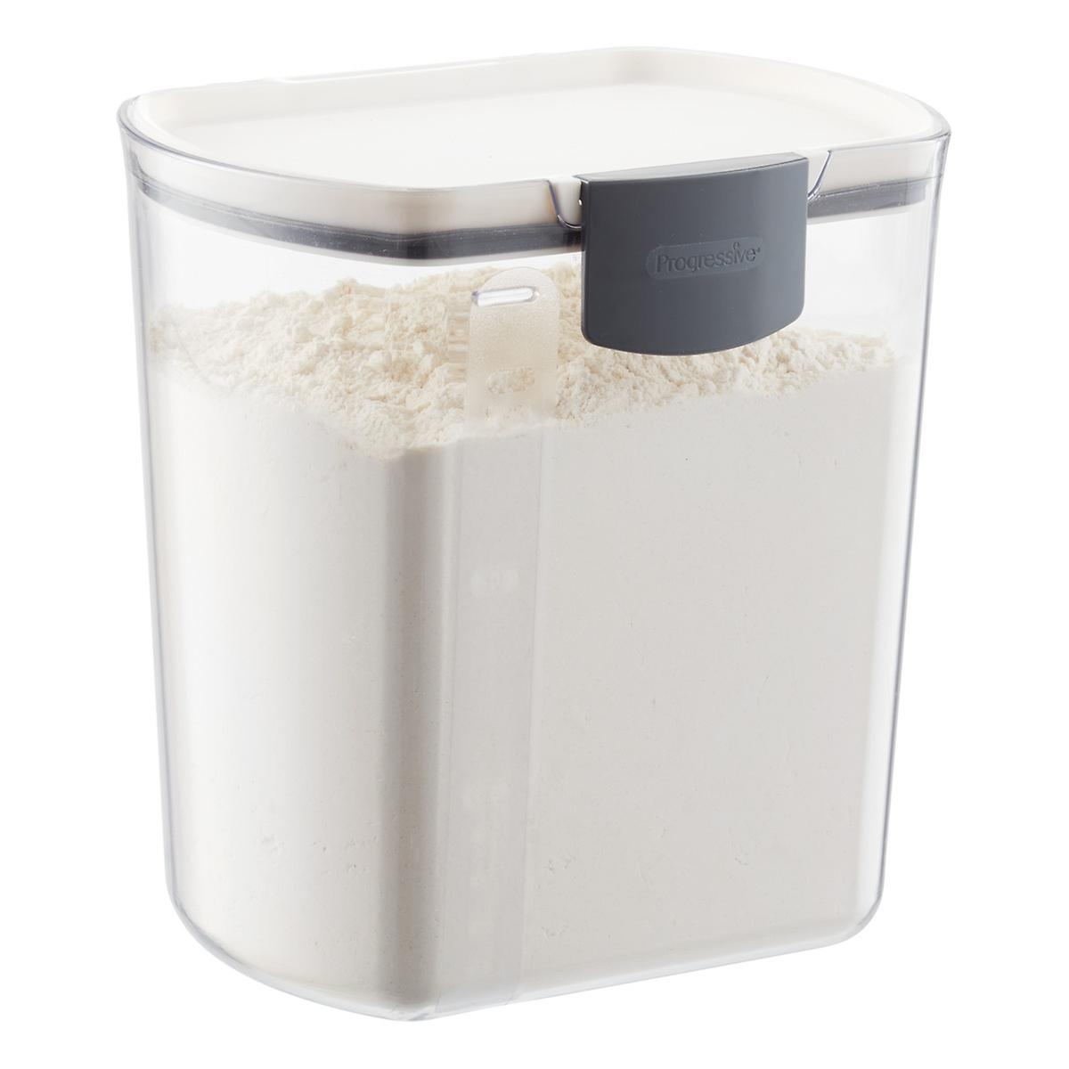 ProKeeper 4 qt. Flour Container | The Container Store