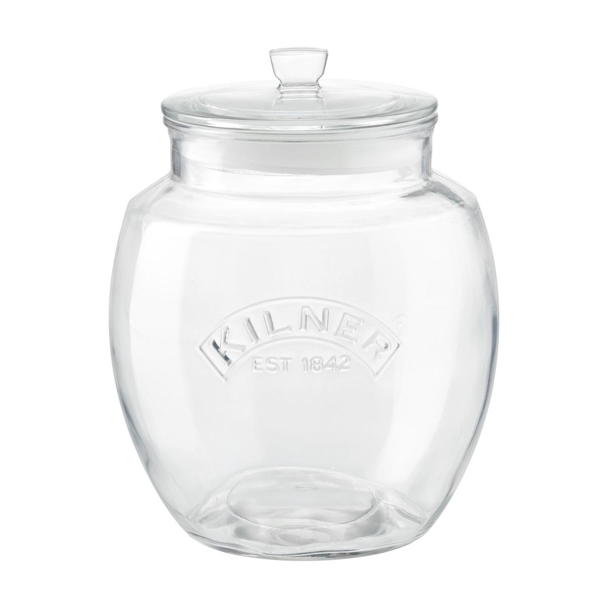 kilner universal glass storage jars