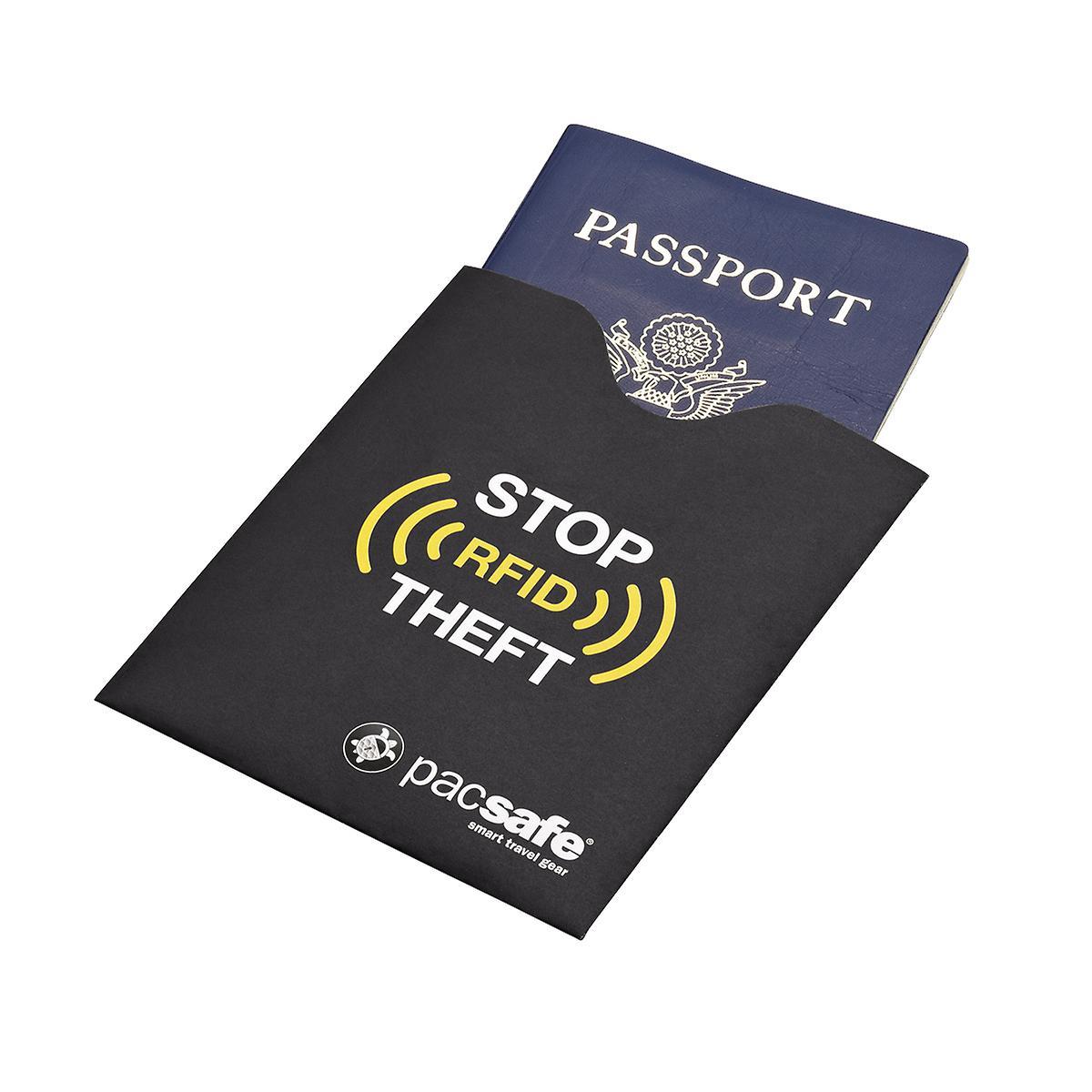 RFID-Blocking Passport Sleeve