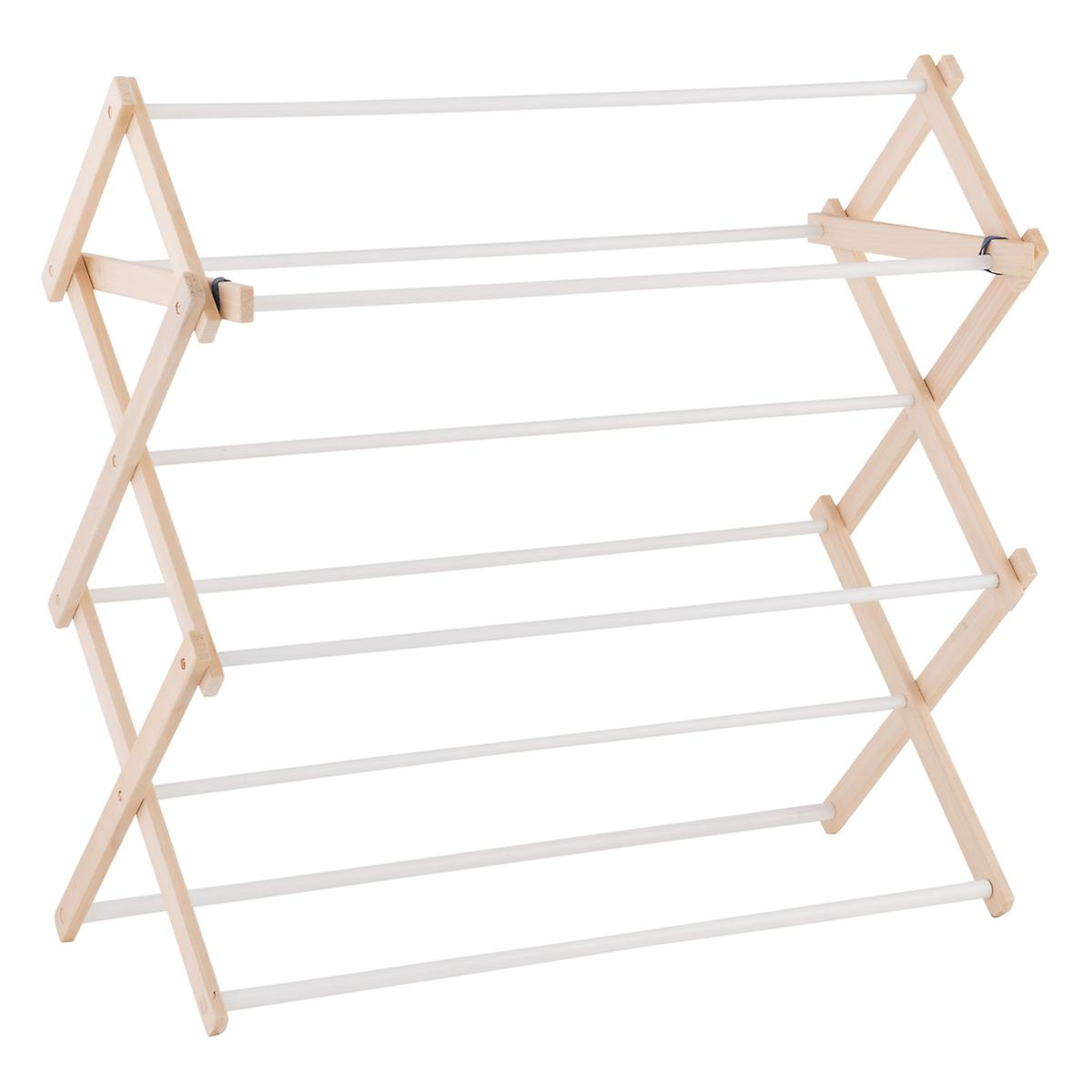 ... Wall-Mounted & Floor Clothes Drying Rack  &  &  &. Roll over to zoom