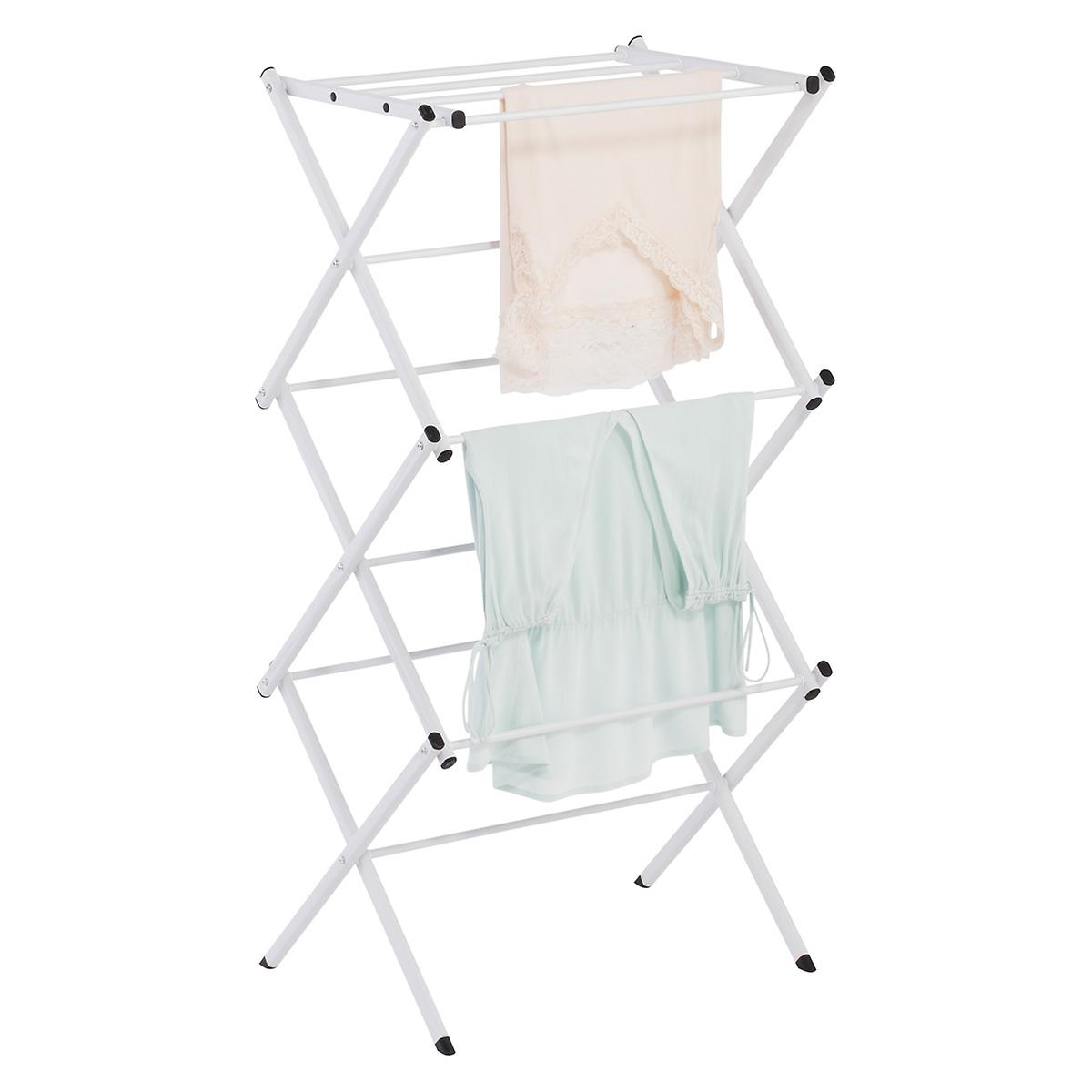Compact Accordion Clothes Drying Rack ...