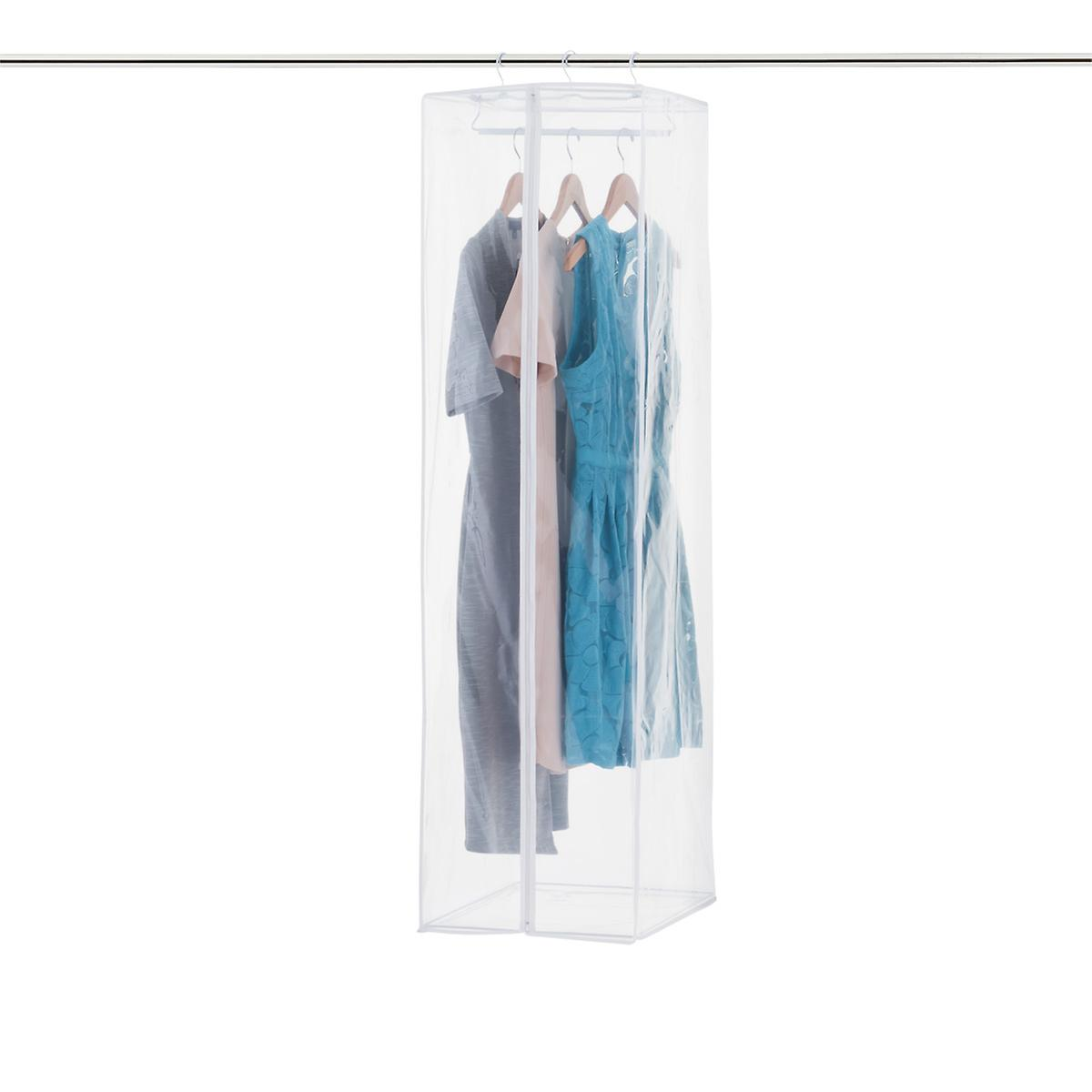 6c477111eaf45 PEVA Hanging Storage Bags | The Container Store