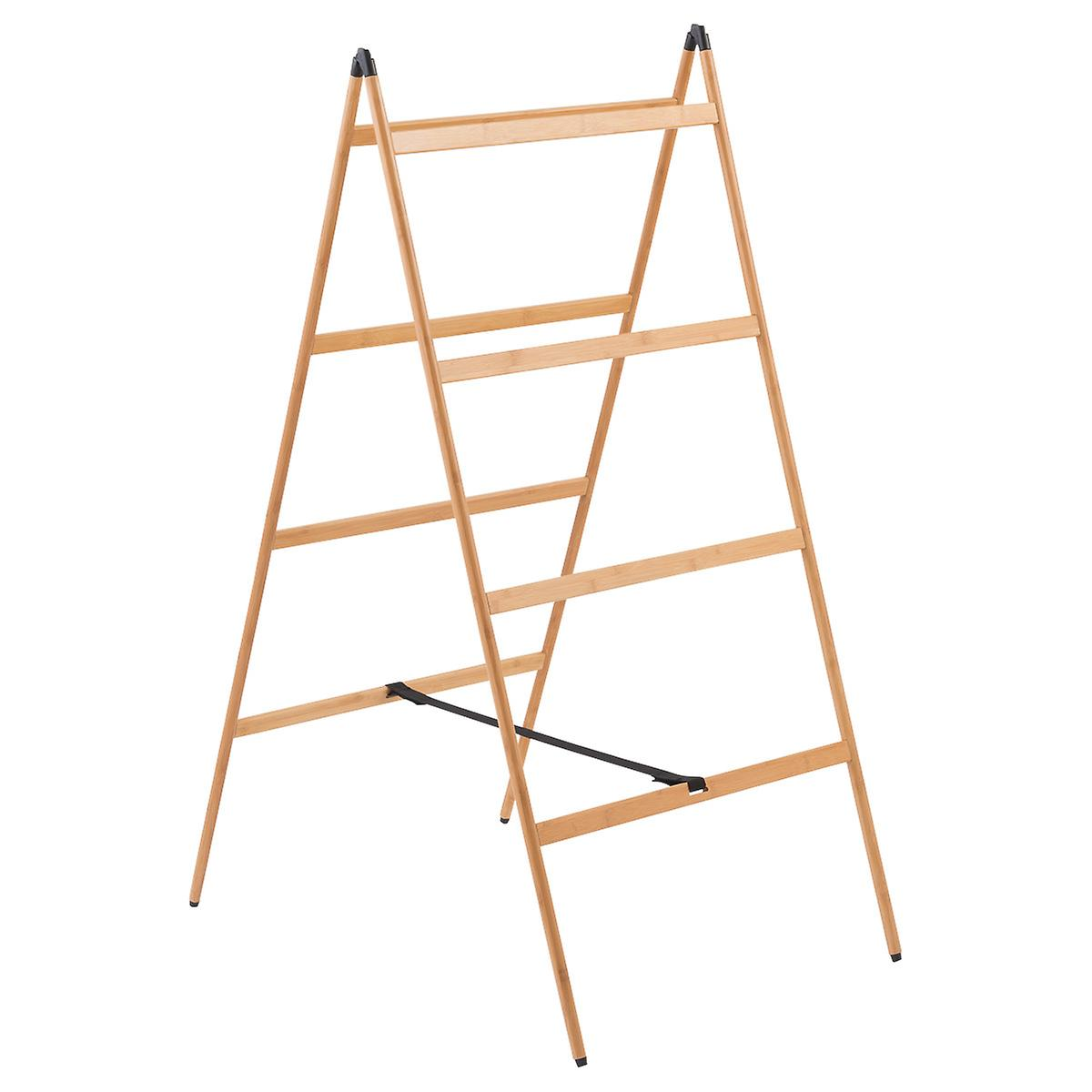 Bamboo Clothes Drying Rack Cosmecol