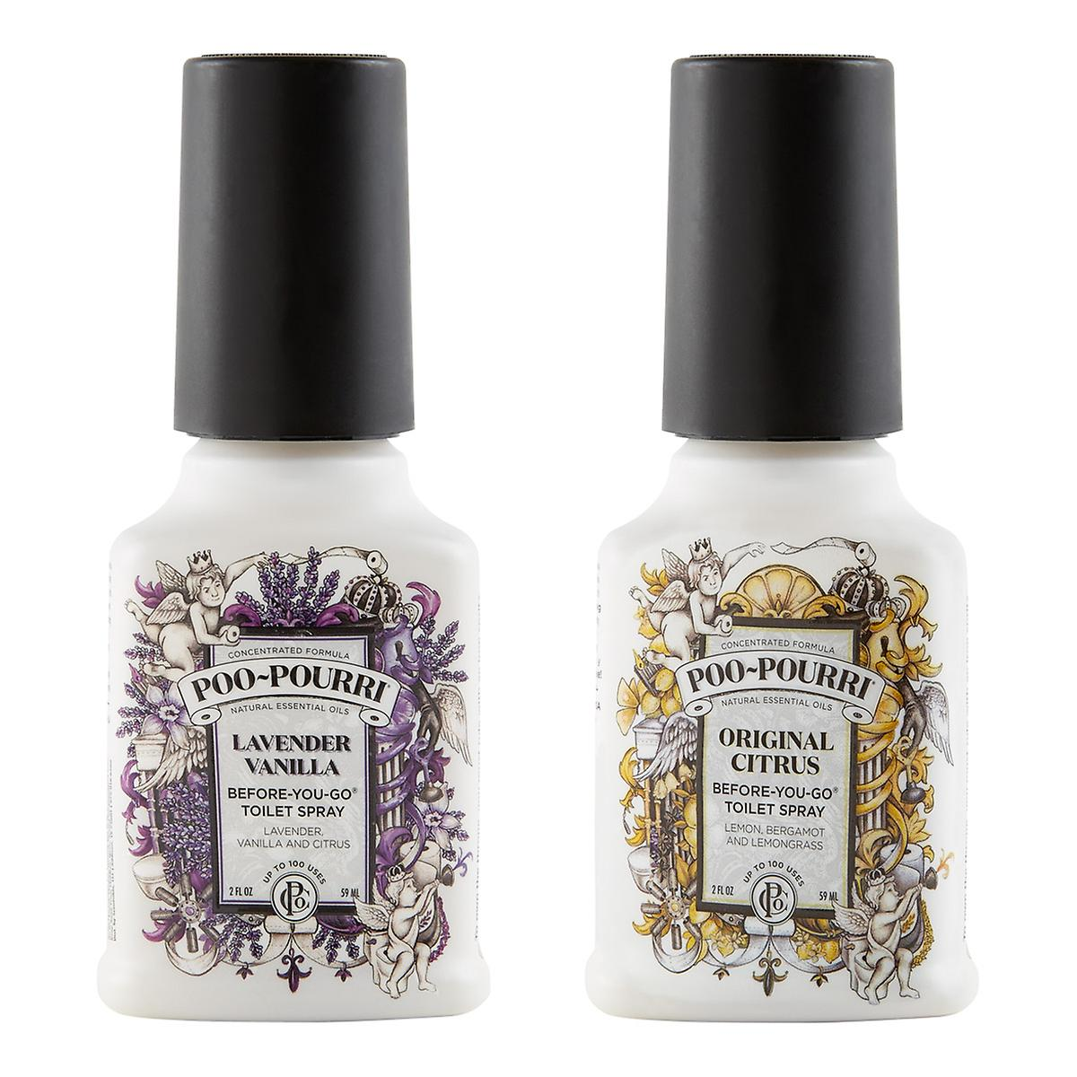 Poo Pourri Sprayer