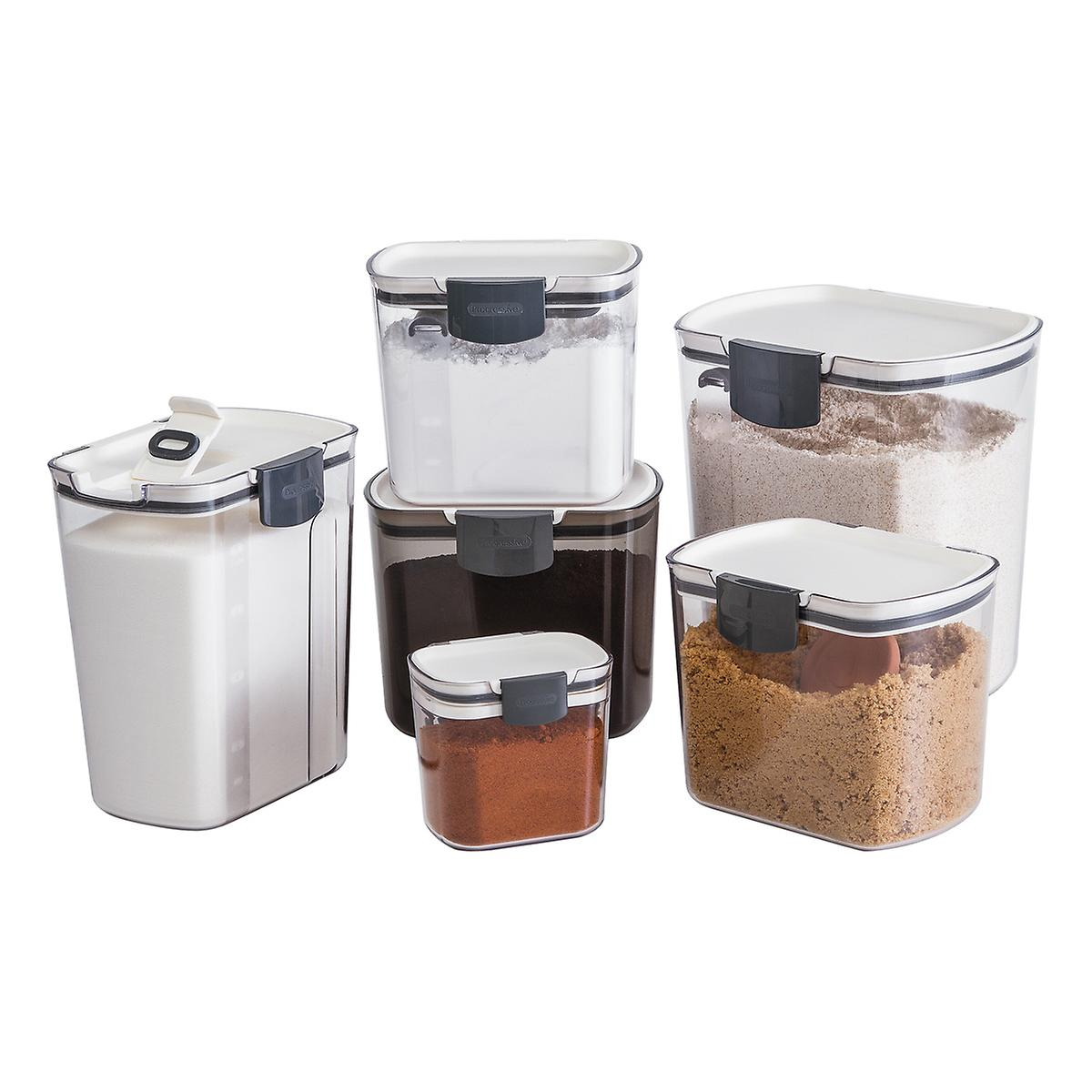 Kitchen Storage Containers prokeeper 4 qt. flour container | the container store