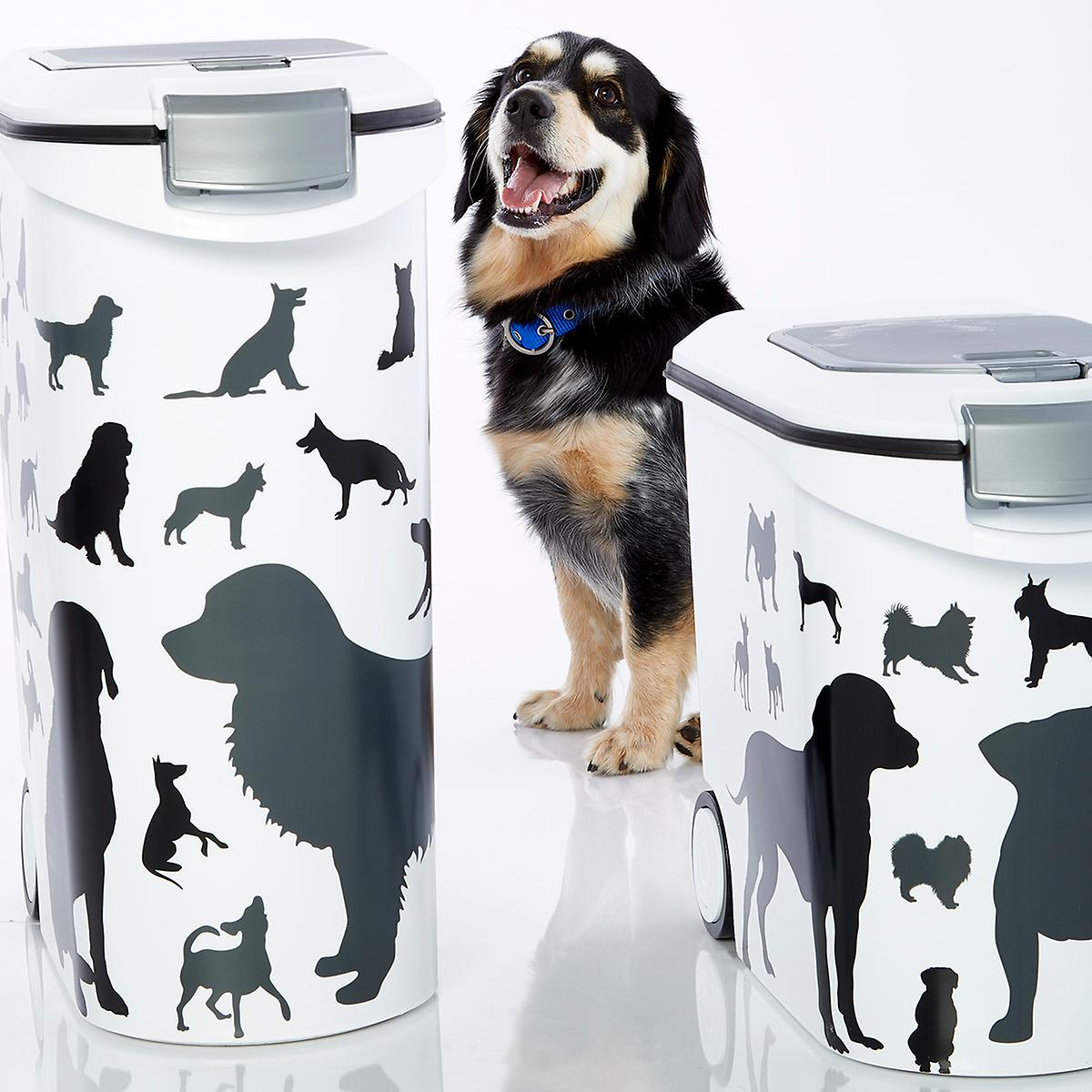 Curver Dry Dog Food Containers The Container Store