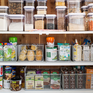 storage containers pantry