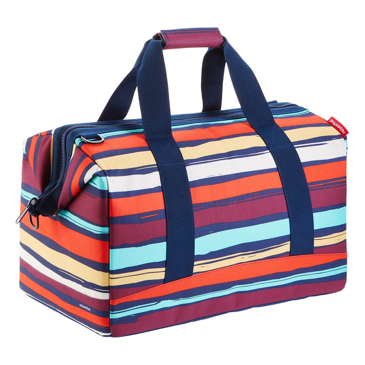 0111242ffc5 reisenthel Artisan Stripe Large Allrounder | The Container Store