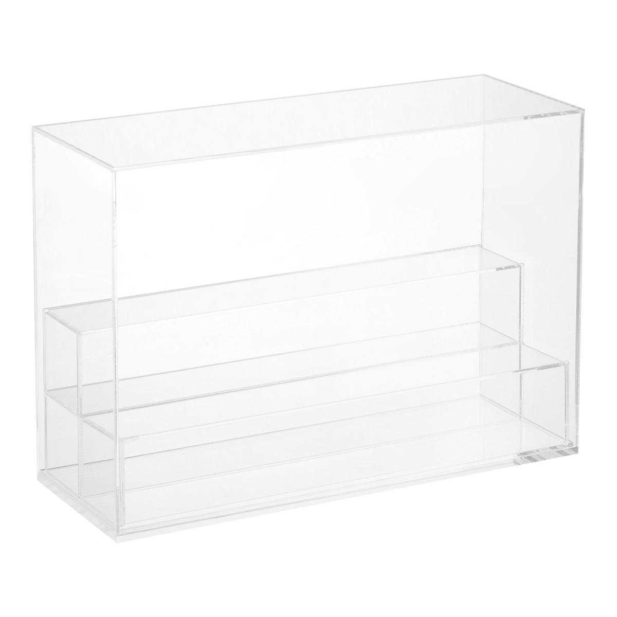 Large Modular Clear Acrylic Premium Display Case