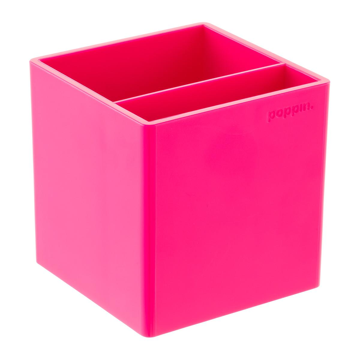 Pink Poppin Letter Tray Storage Kit | The Container Store