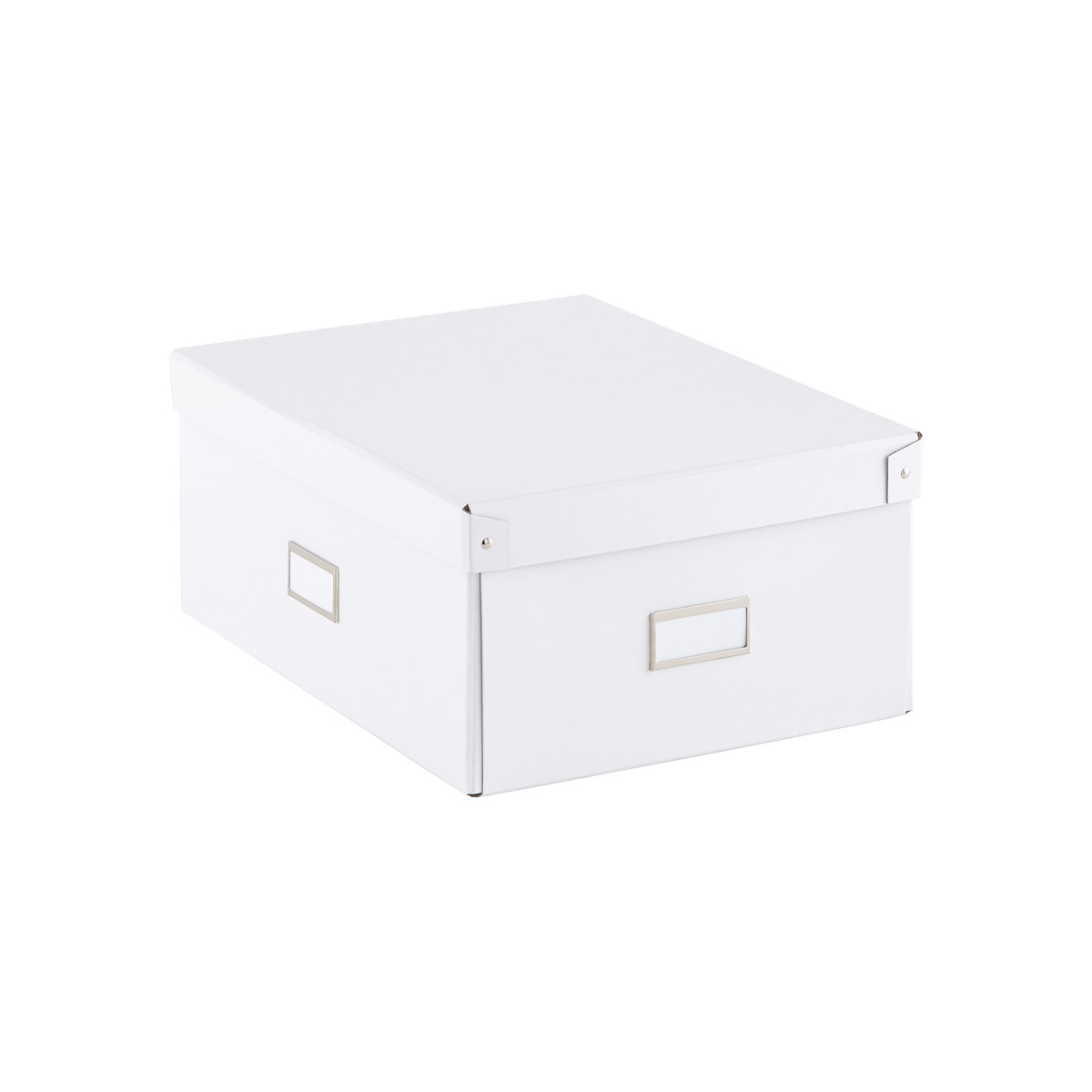 Our White Bigso Storage Boxes  sc 1 st  The Container Store & Our White Bigso Storage Boxes | The Container Store
