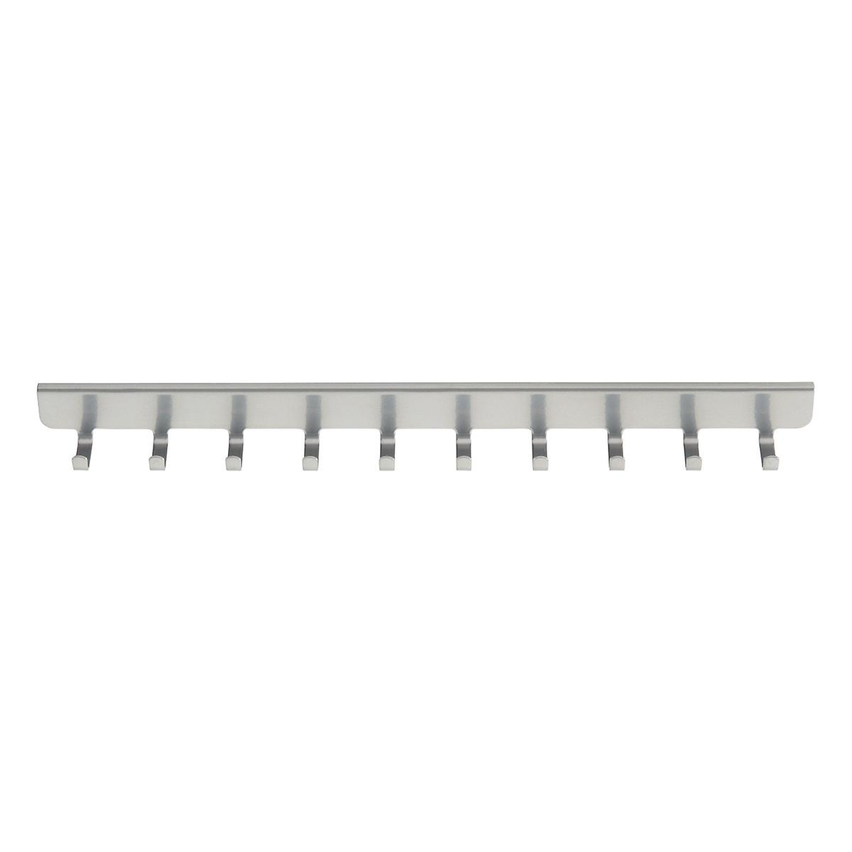 Platinum Elfa Ventilated Wire Shelf Bracket Hooks | The Container Store
