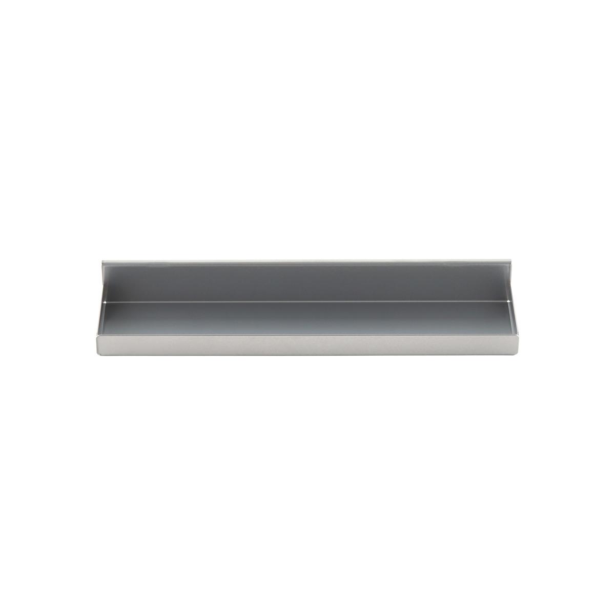 platinum elfa ventilated wire shelf bracket trays