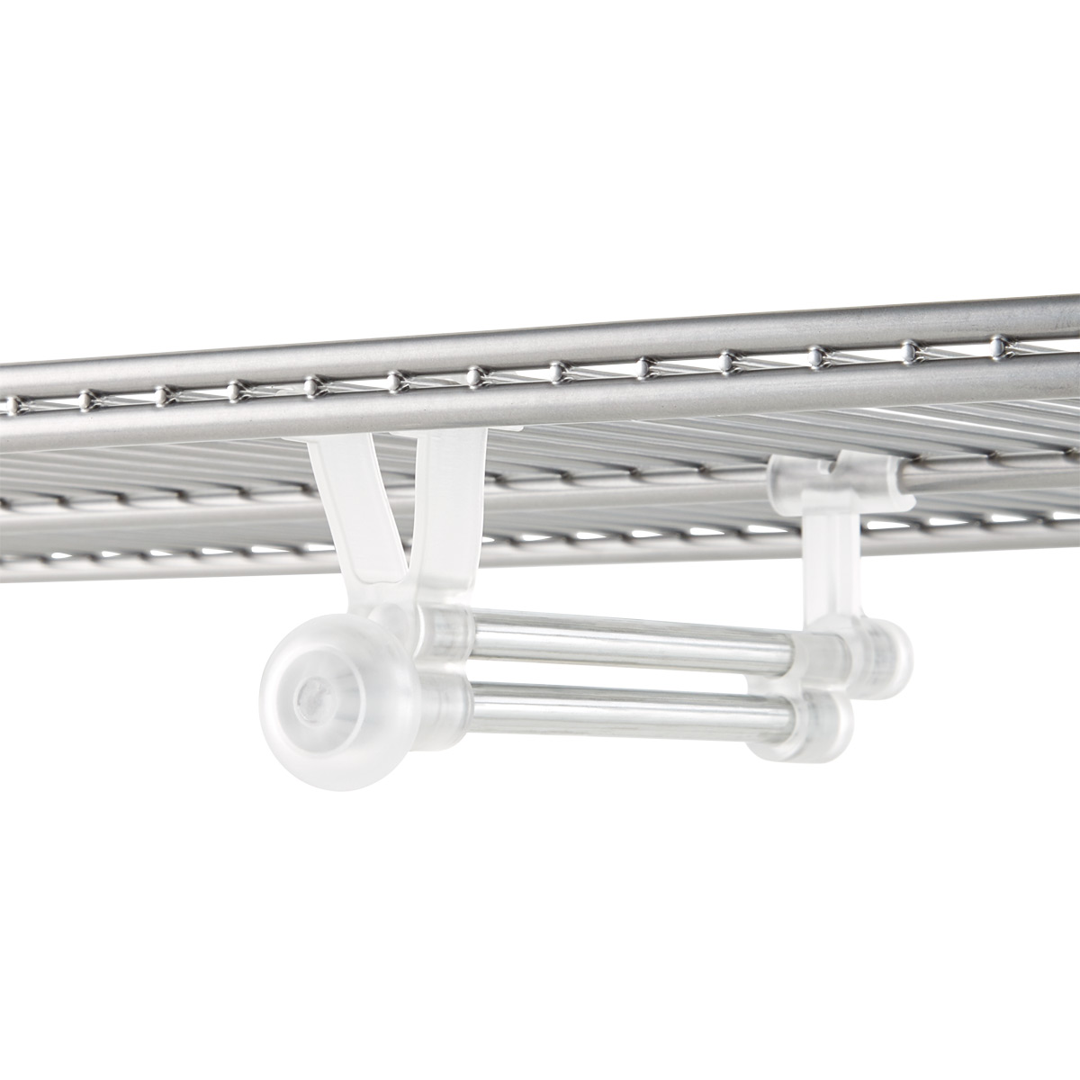 Attrayant Elfa Expandable Valet Rods ...