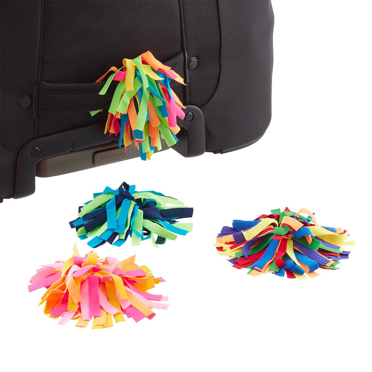 Pom Pom Luggage Identifier The Container Store
