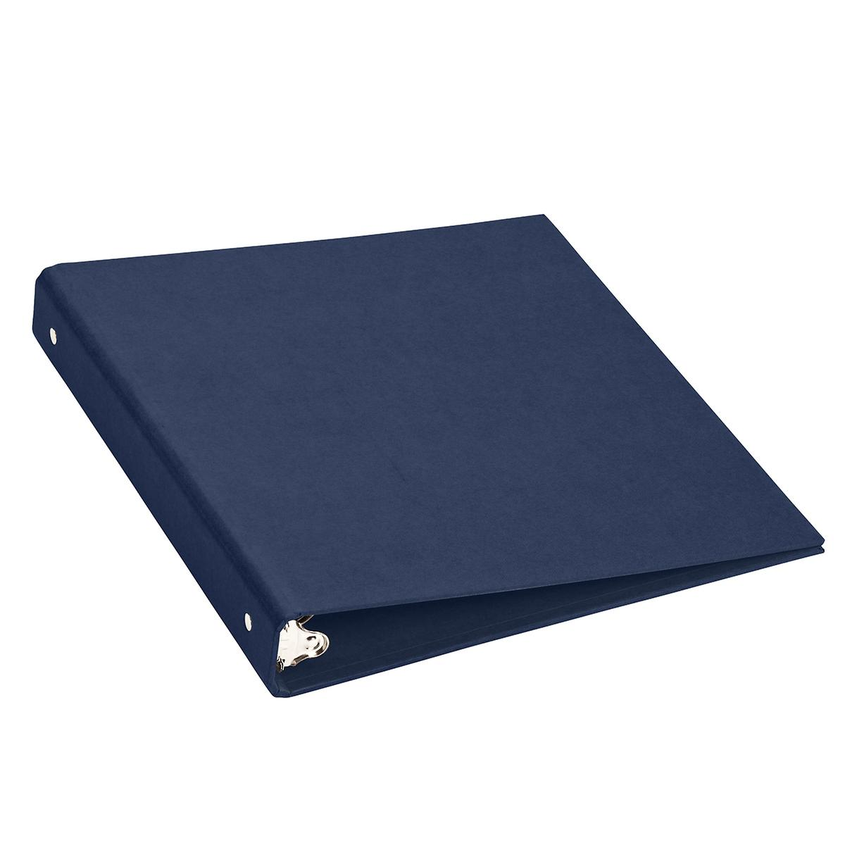 bigso navy stockholm 1 three ring binder the container store