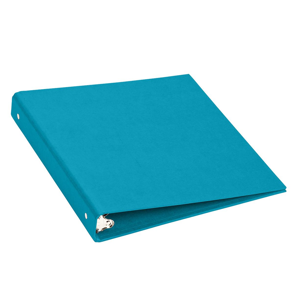 bigso turquoise 1 three ring binder the container store