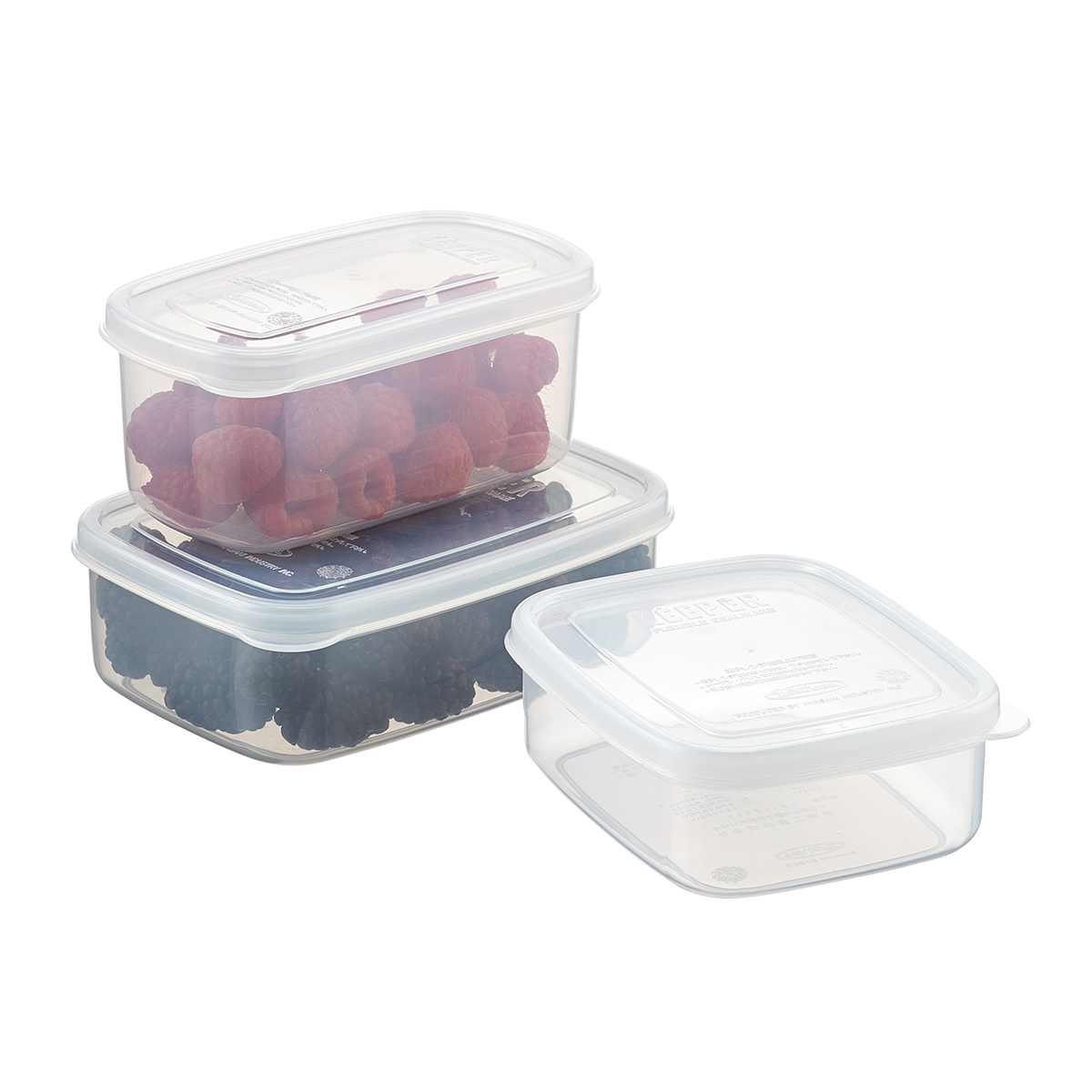 Amazing Professional Food Storage Containers Part - 10: Small Food Keepers