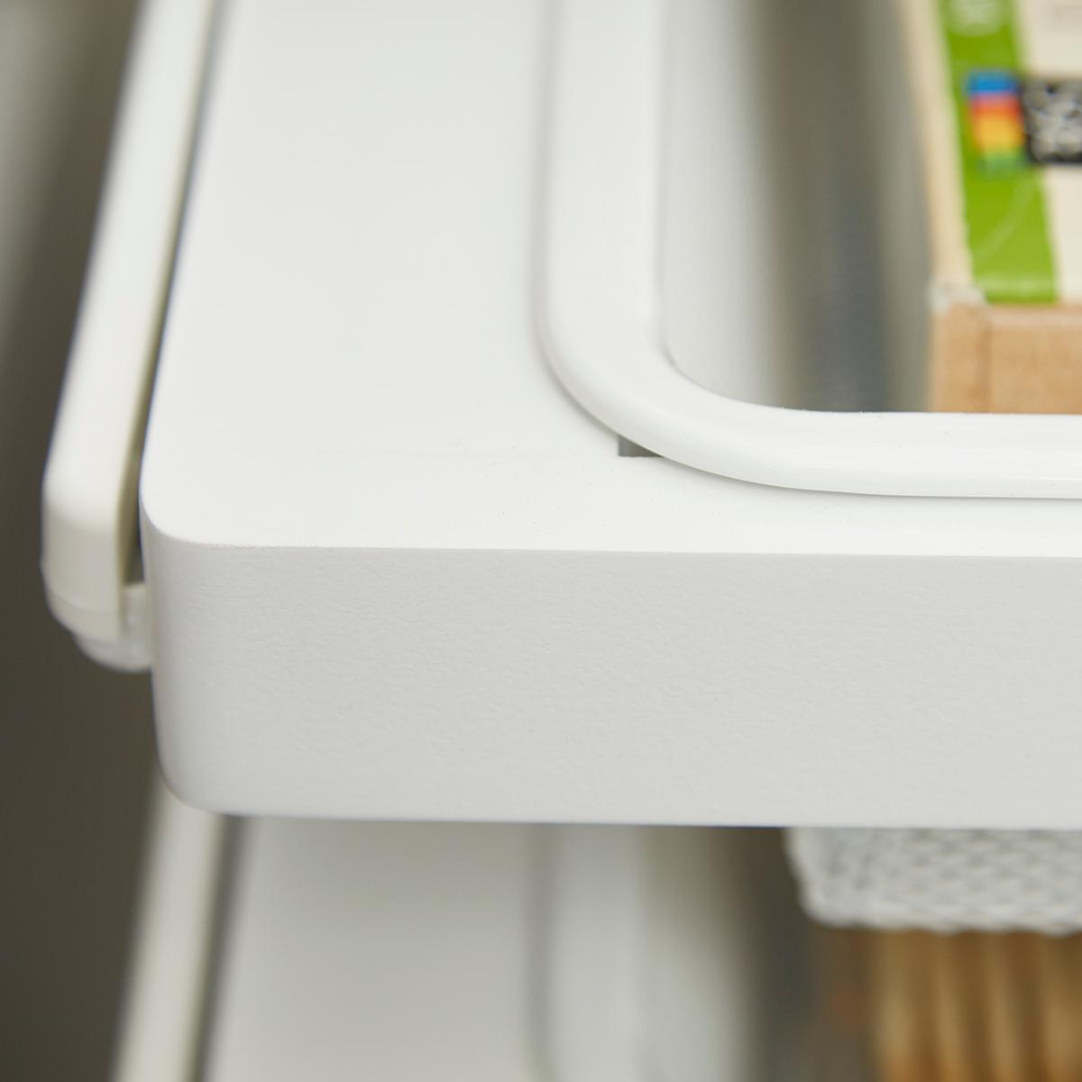 White Elfa Décor Drawer Frame | The Container Store