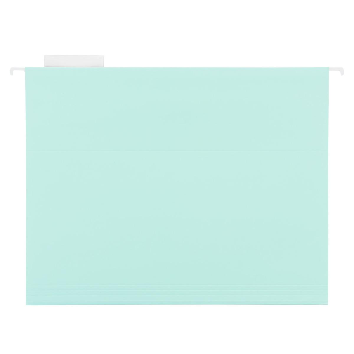 Mint Letter Size Hanging File Folders The Container Store