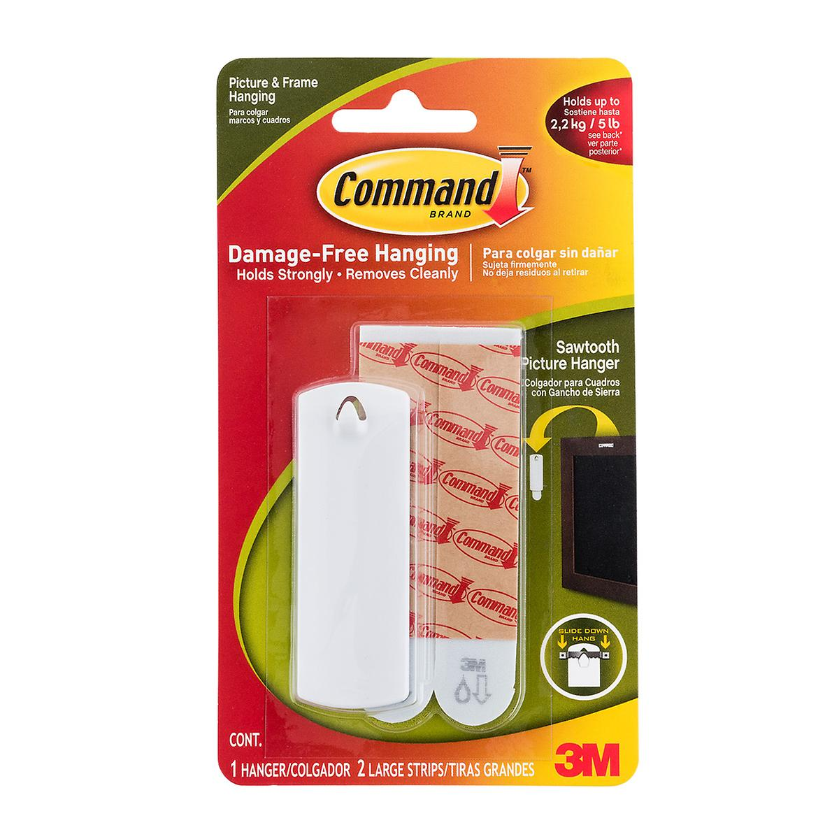 Command Adhesive Picture Hangers
