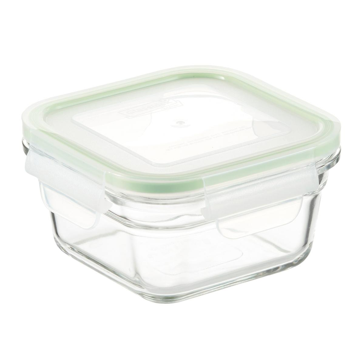 glasslock square food containers with lids the container. Black Bedroom Furniture Sets. Home Design Ideas
