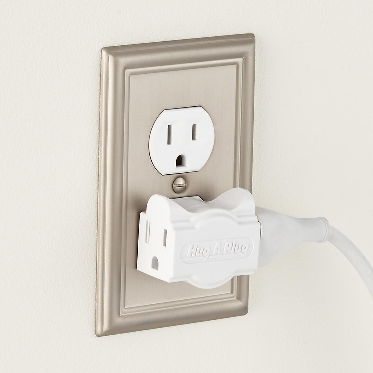 Hug-A-Plug Outlet Extender | The Container Store