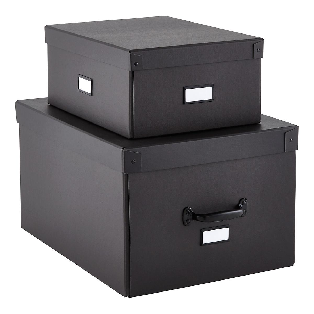 Our Graphite Bigso Storage Boxes ...