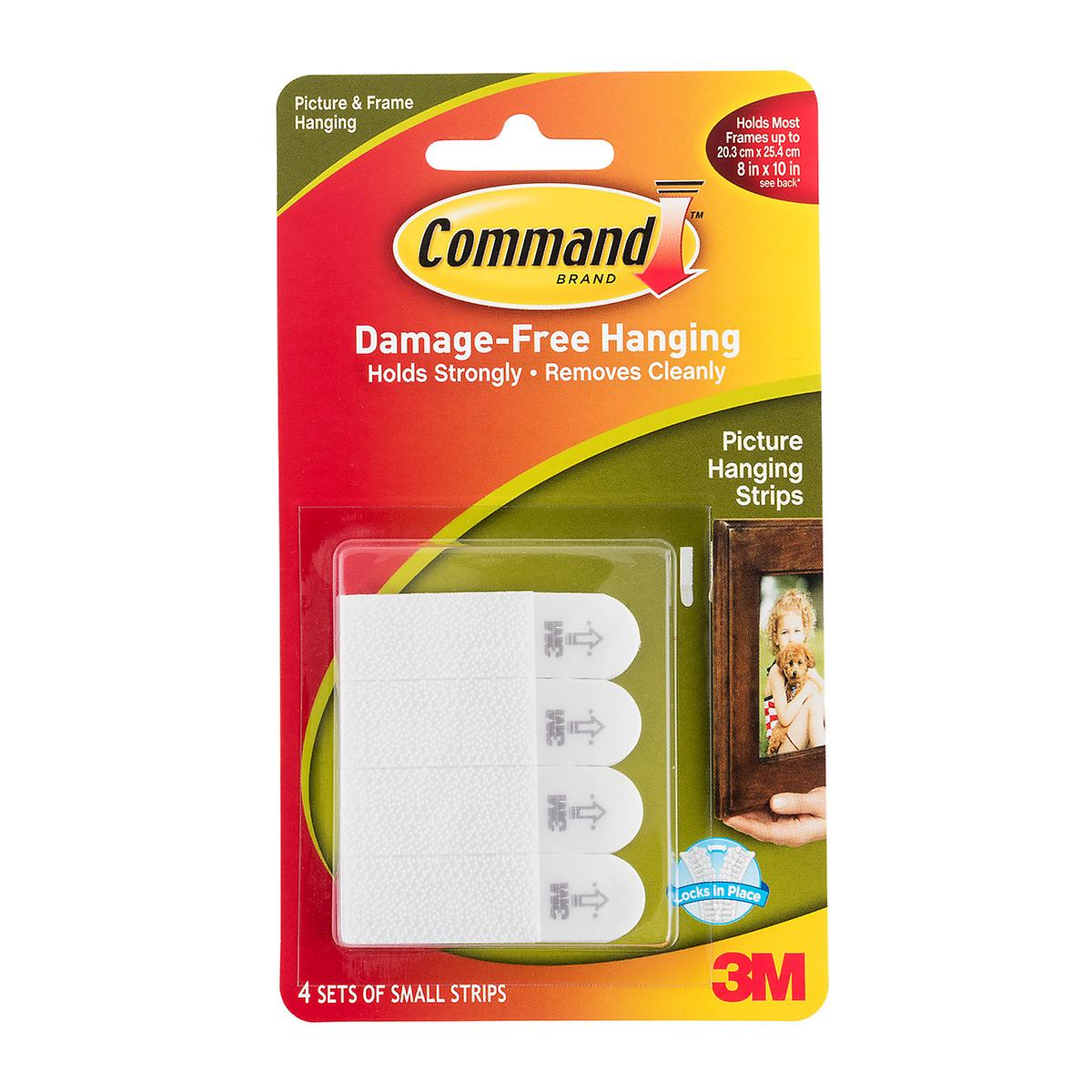 3m Command Adhesive Picture Hanging Strips The Container