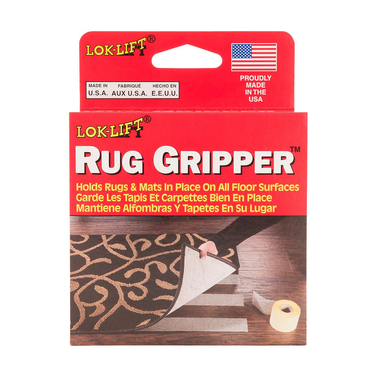 Rug Gripper Roll The Container