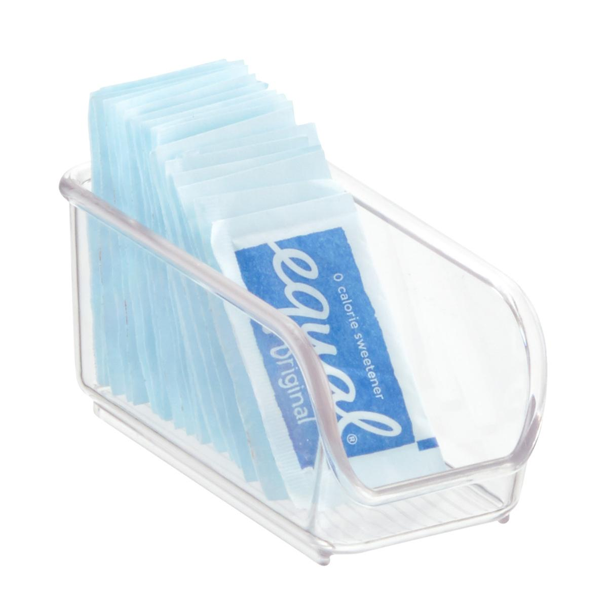 Idesign Linus Sugar Packet Holder The Container Store