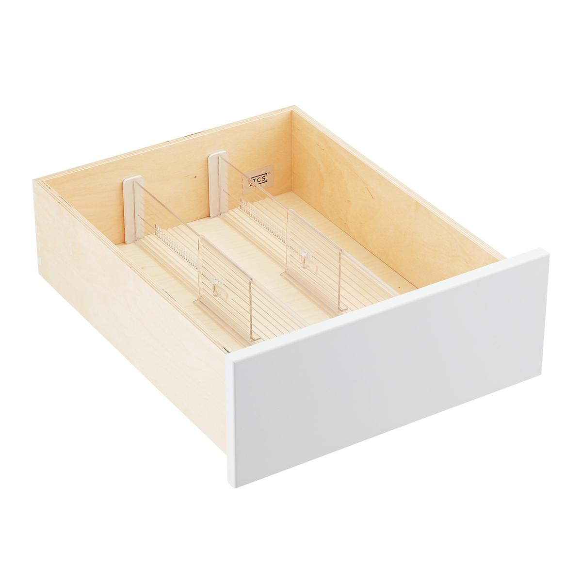 """4"""" Expandable Drawer Dividers"""