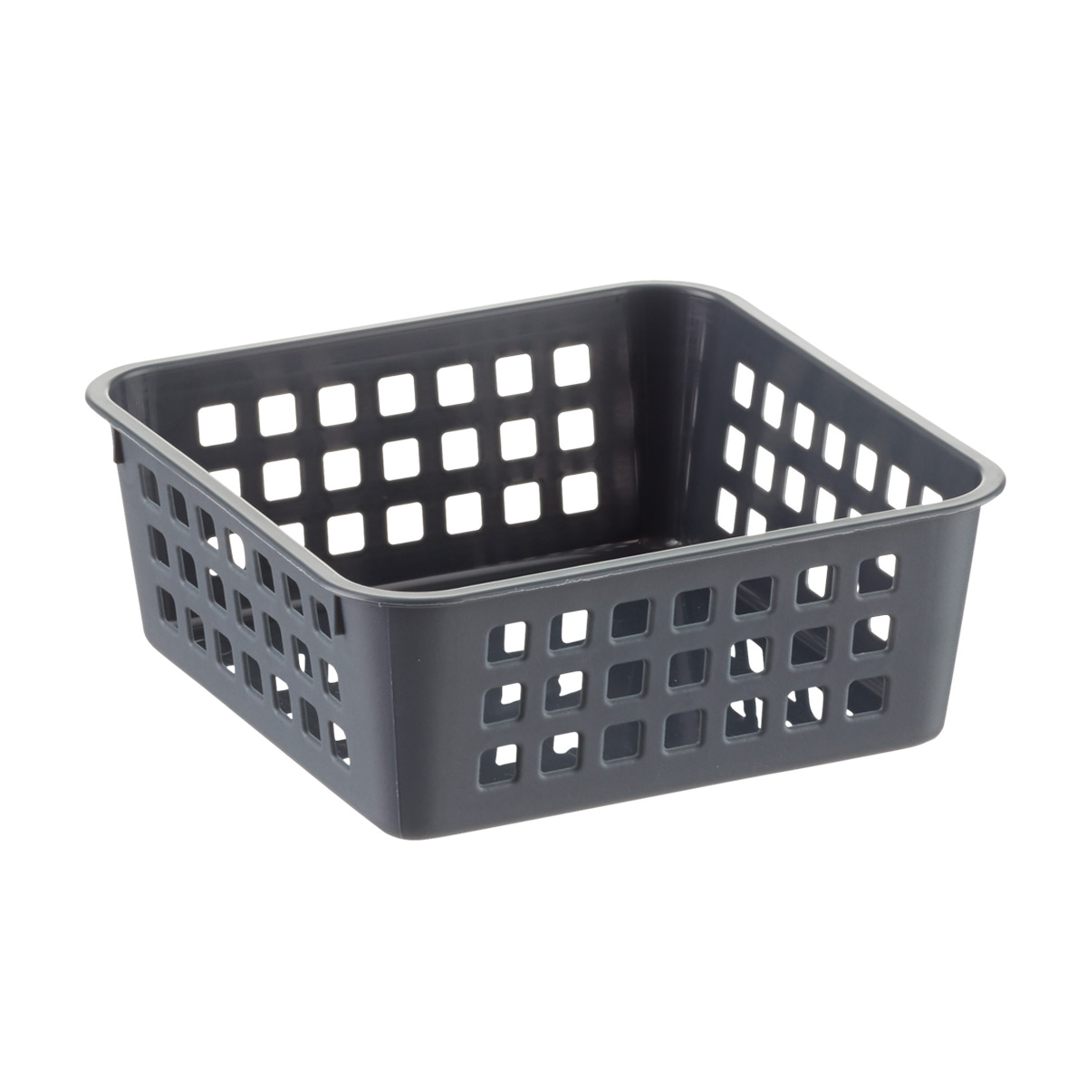Merveilleux Grey Multipurpose Plastic Storage Baskets · U0026 · U0026. Roll Over To Zoom
