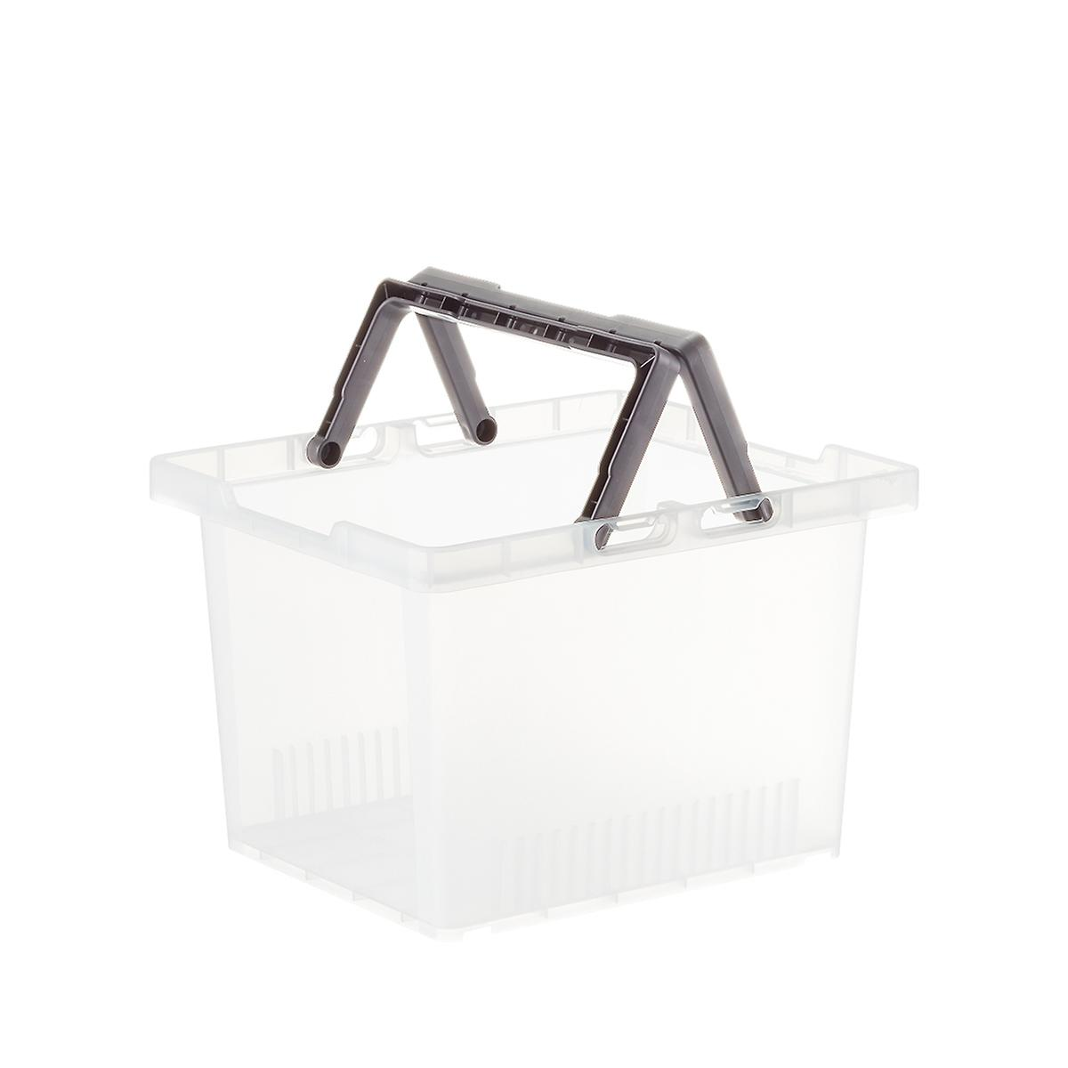 Plastic Totes With Handles Bruin Blog