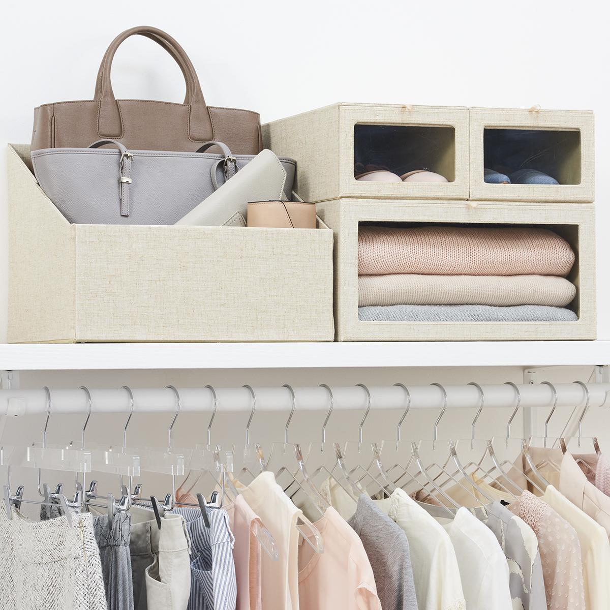 Luxury Closet Starter Kit ...
