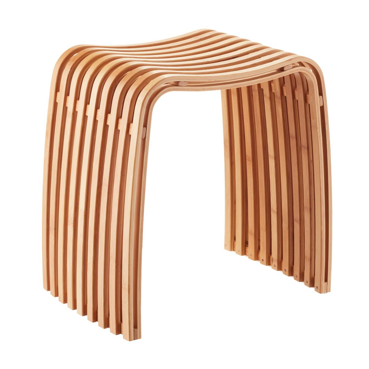 Bamboo Bedroom Stool