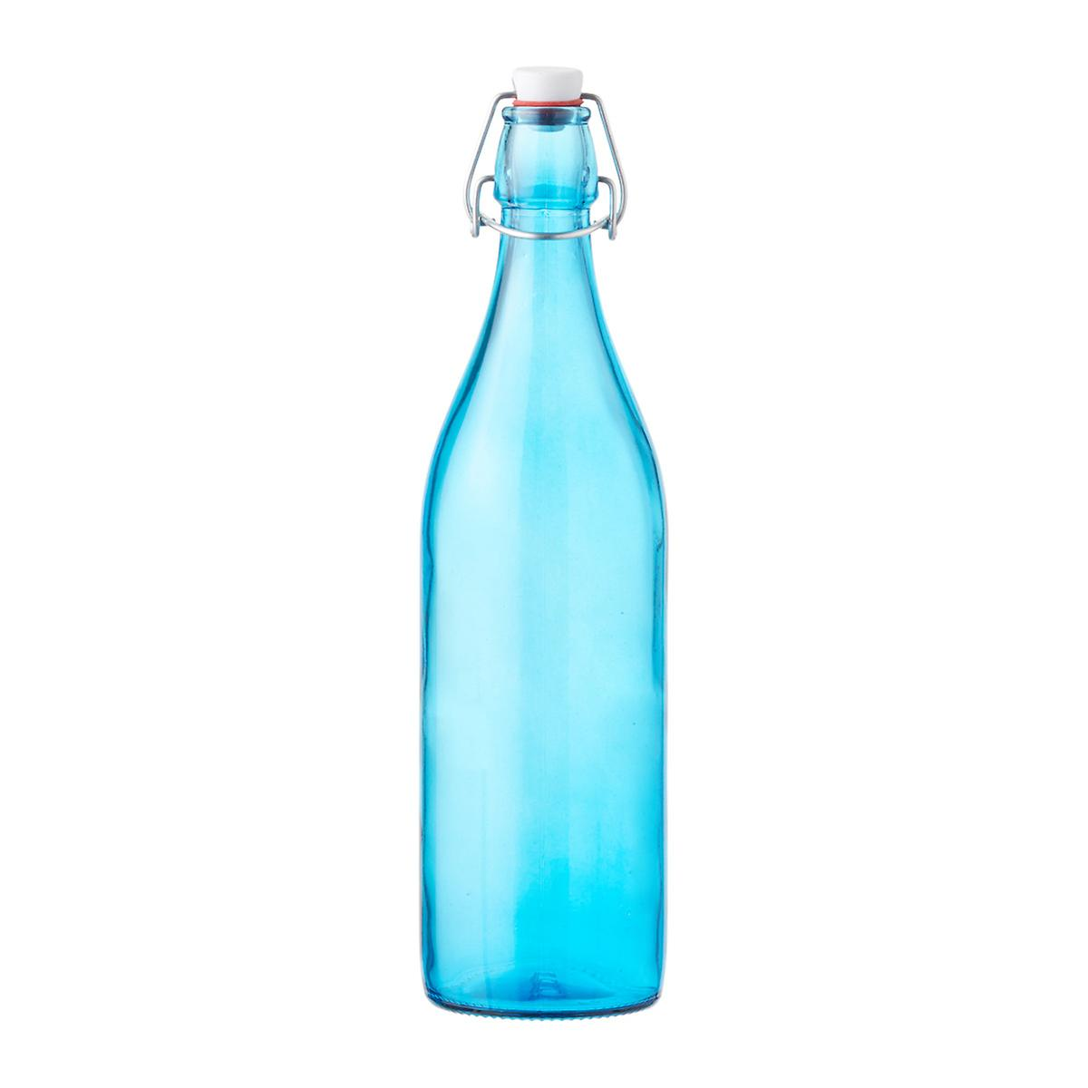 Glass Water Bottles - Giara Glass Water Bottle | The Container Store