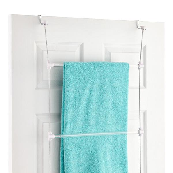 Charmant Umbra Bungee Over The Door Towel Rack