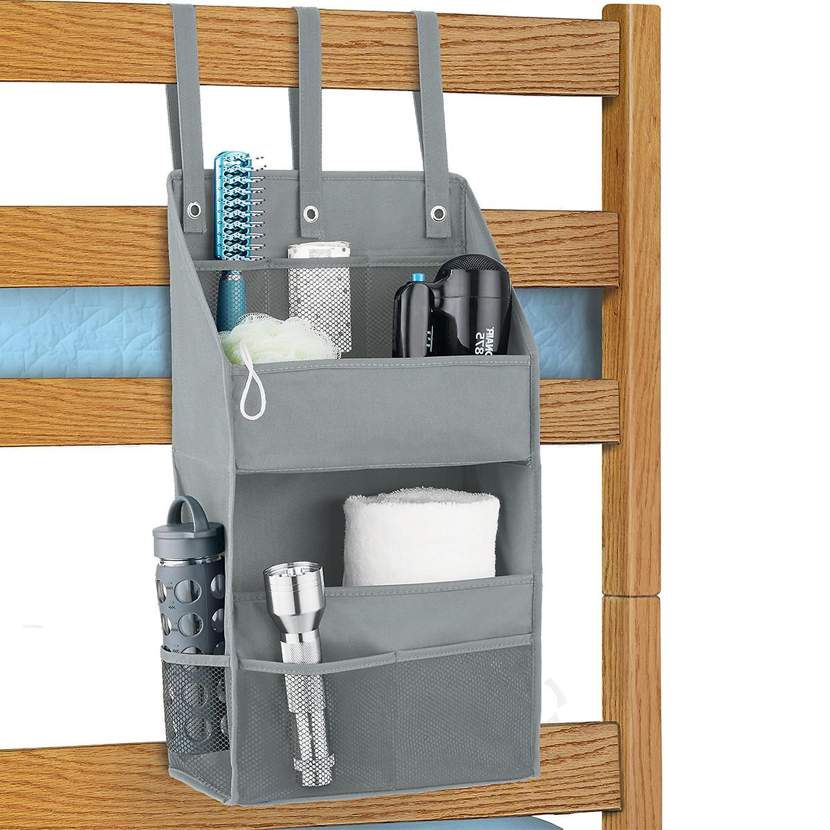 Grey Bunk Bed Organizer The Container Store