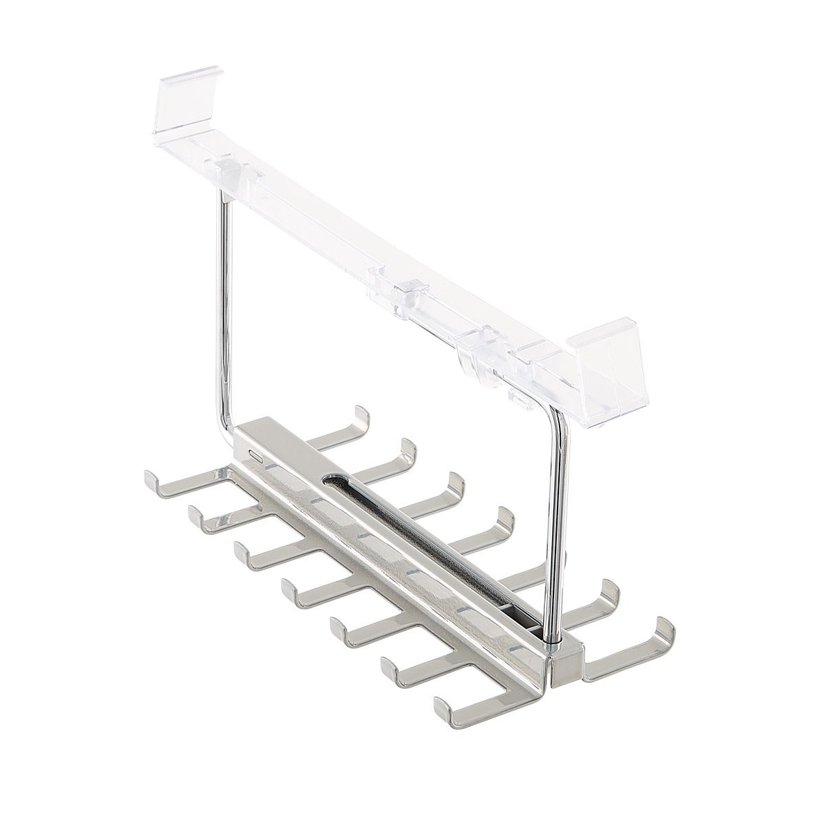 Elfa Décor Gliding Tie U0026 Belt Racks The Container Store