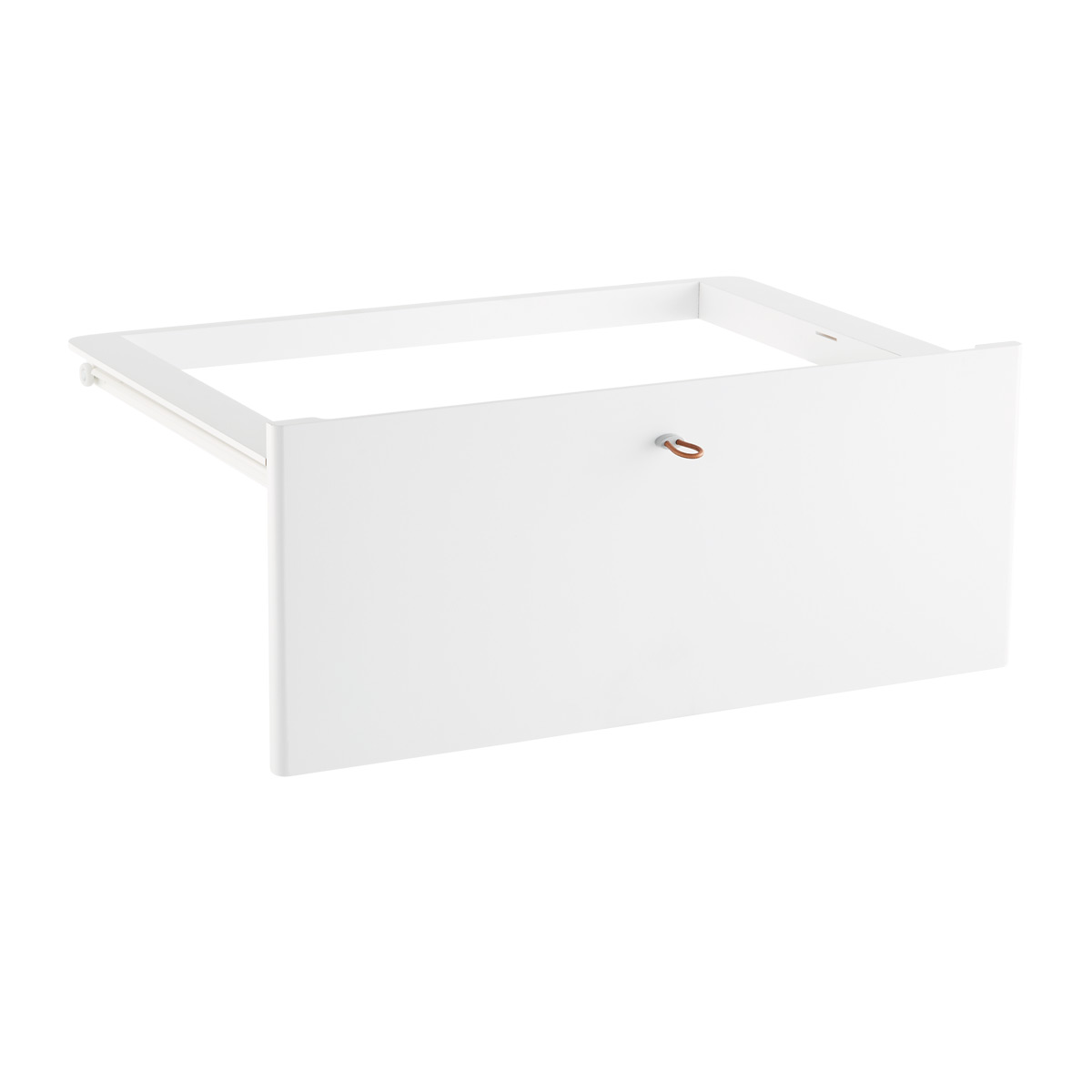 White drawer front Elfa Décor White Elfa Décor Drawer Frames Fronts The Container Store White Elfa Décor Drawer Frames Fronts The Container Store