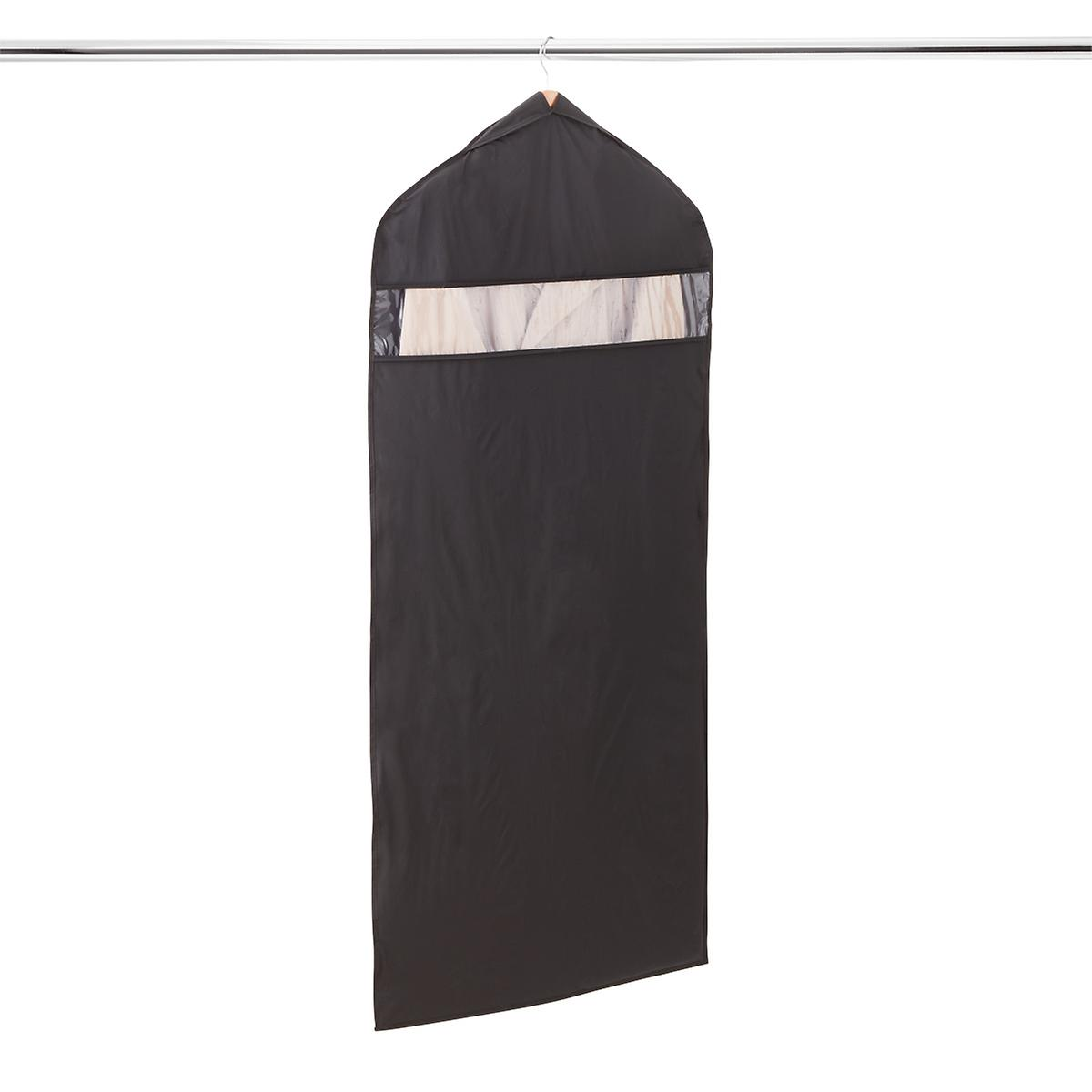 Black Peva Hanging Dress Bag The Container Store