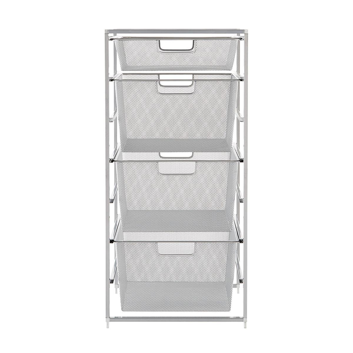 Platinum elfa Drawer Frames
