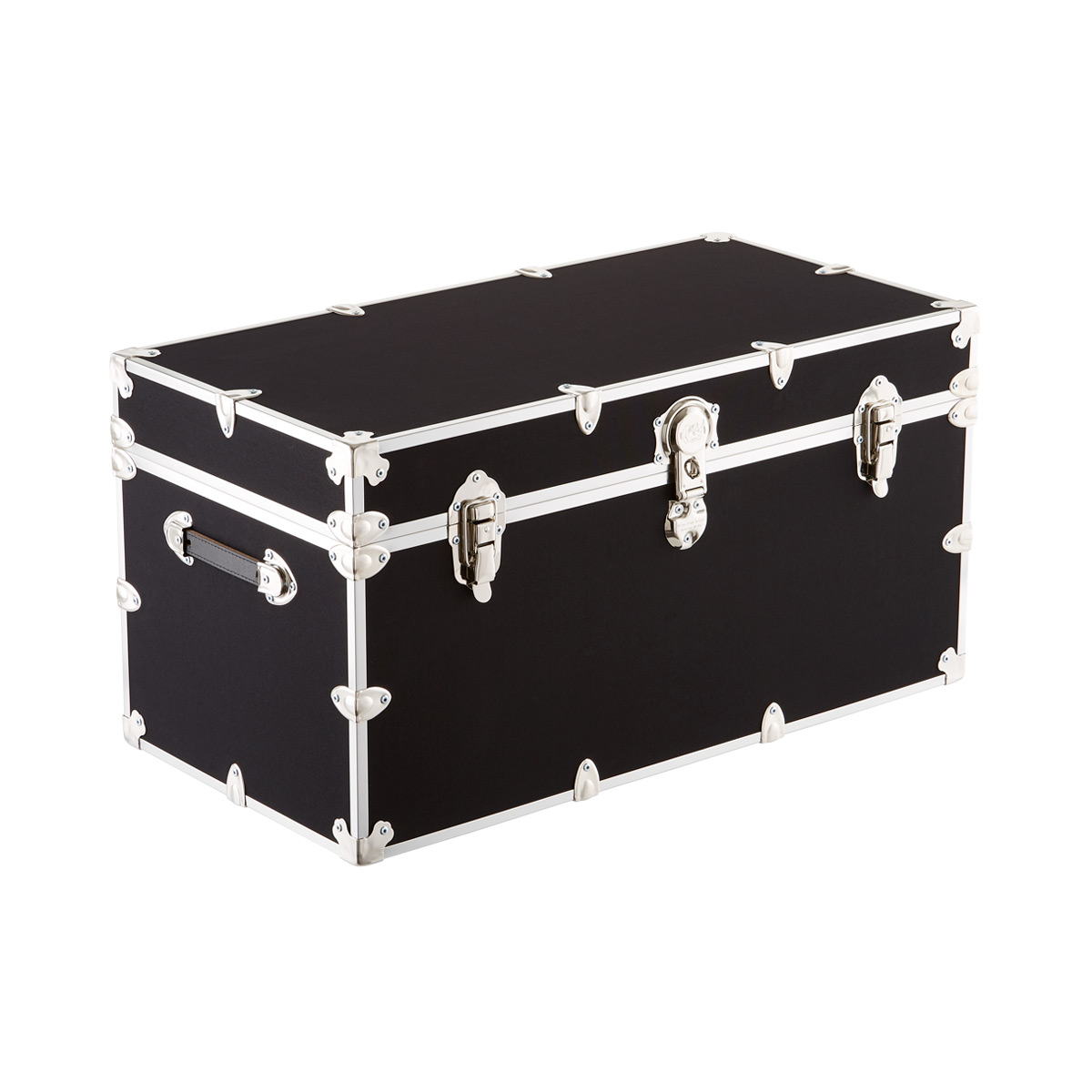 Marvelous Rhino Deluxe Locking Rolling Storage Trunk ...