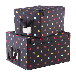 This Review Is Fromreisenthel Multi Dot Fabric Storage Boxes With Handles.