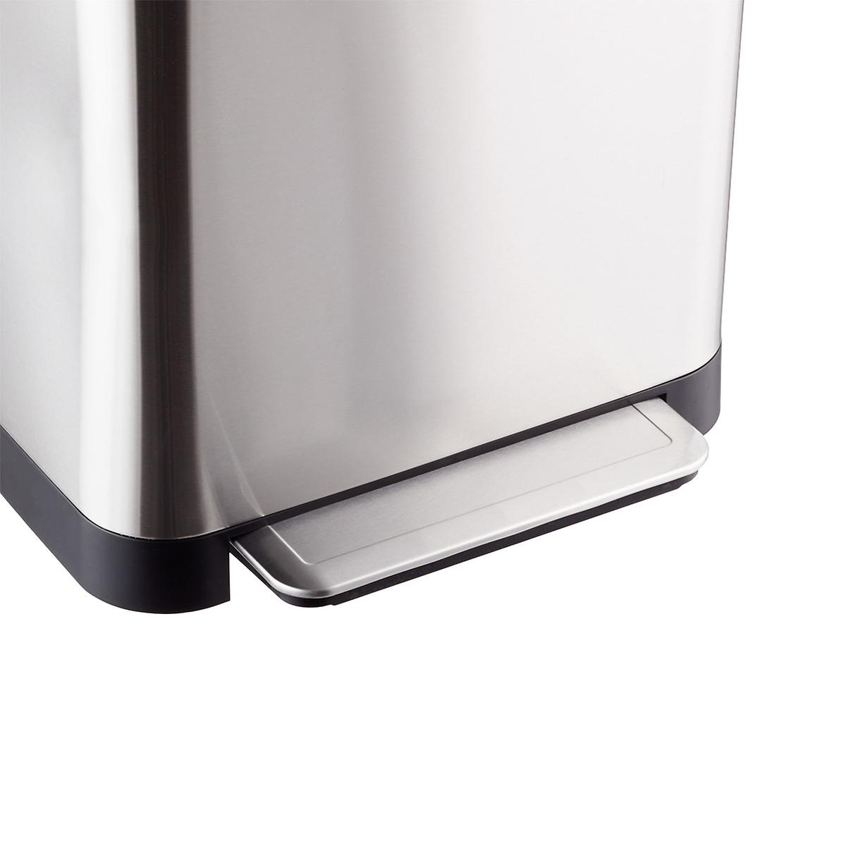 Joseph Stainless Steel 8 Gal An Trash Compactor The Container