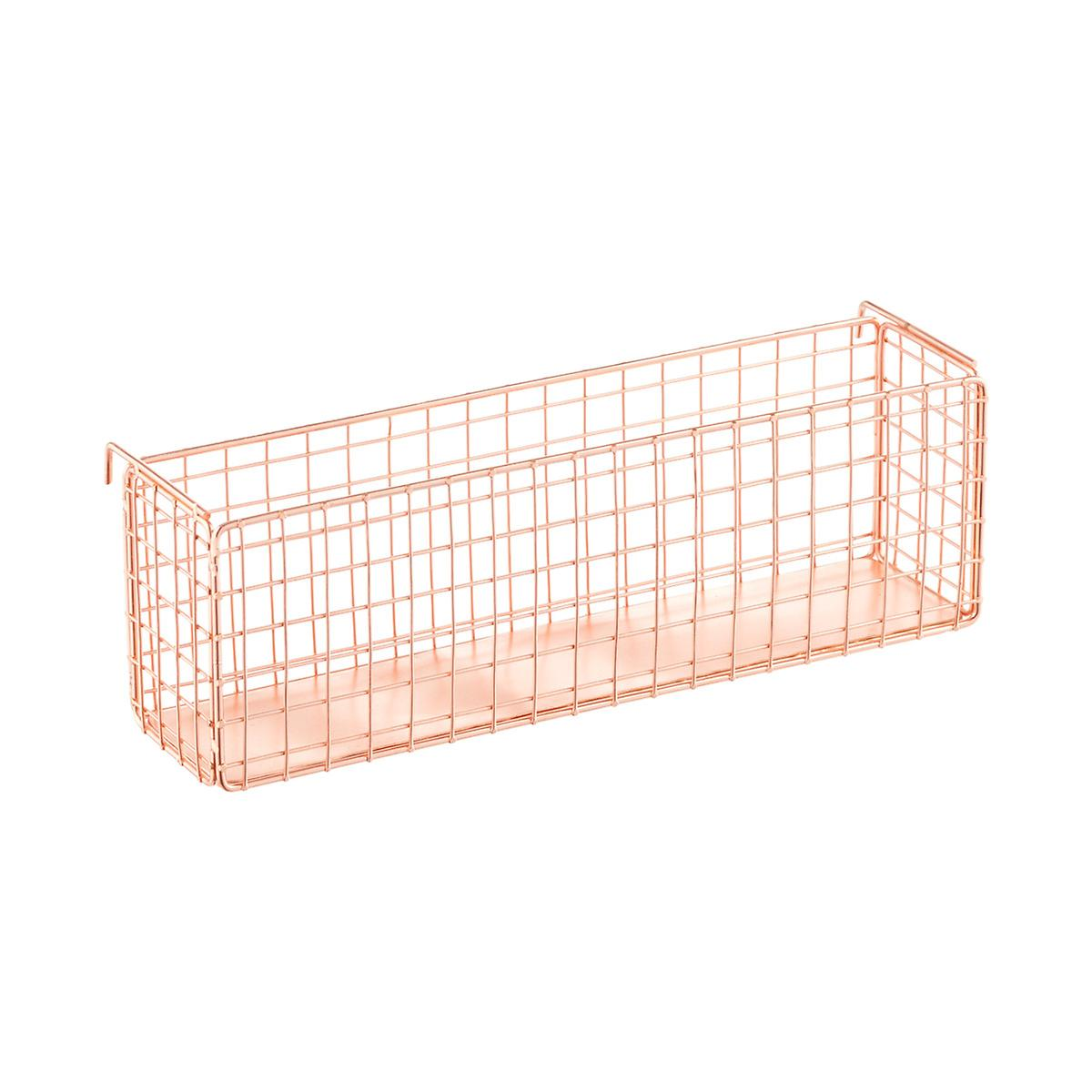 Rose Gold Wire Wall Grid Components