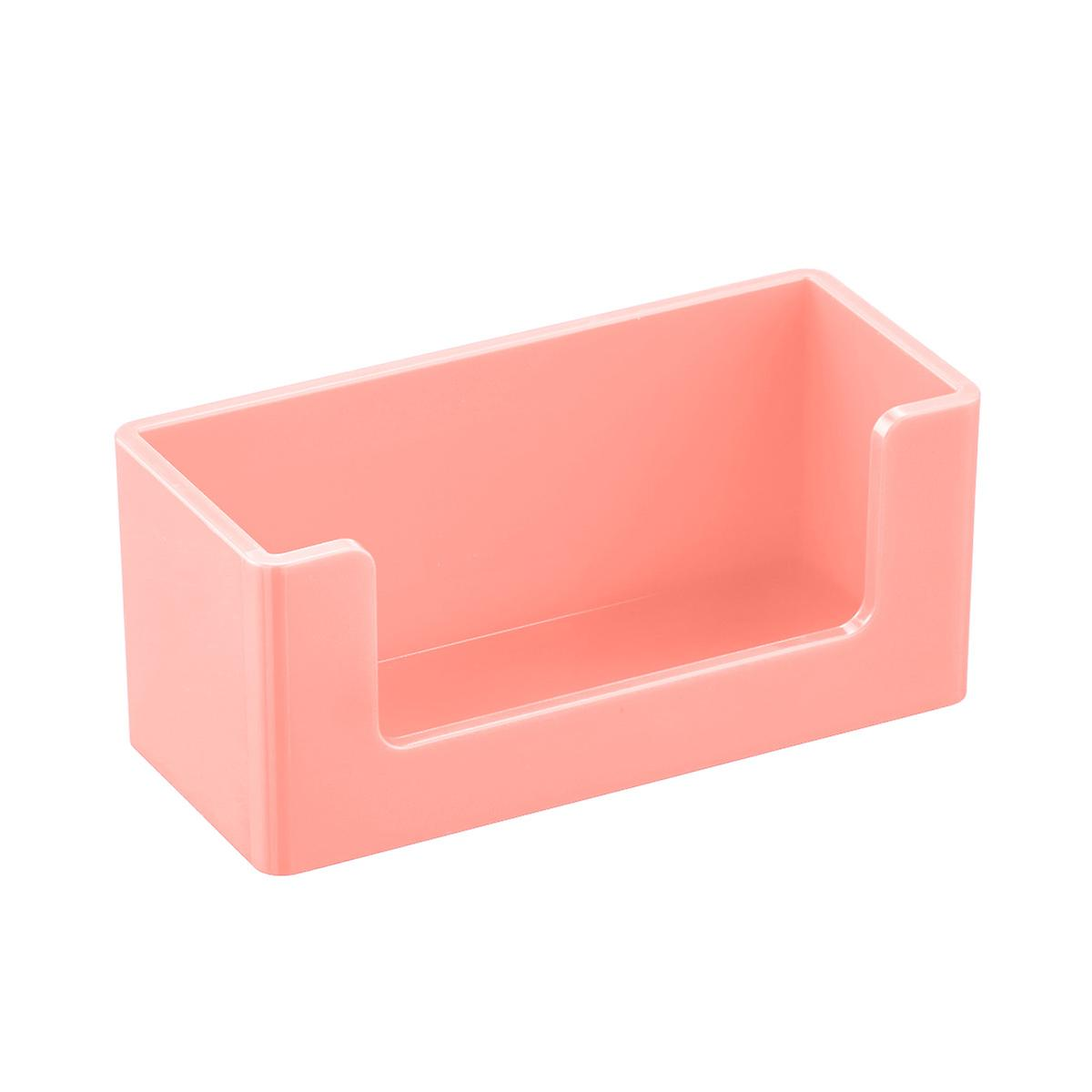 blush poppin business card holder - Pink Card Holder
